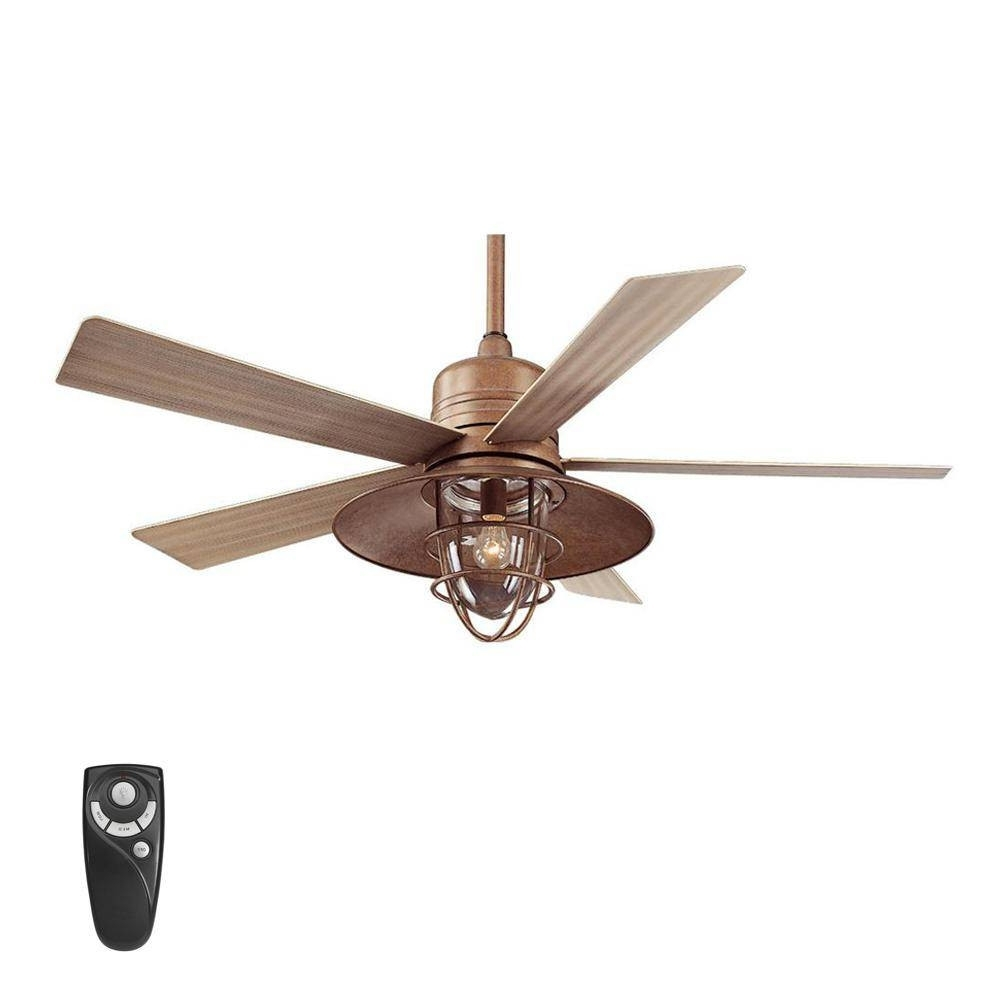 Preferred Outdoor Ceiling Fan With Light And Remote Fresh Nautical Ceiling Fan Throughout Outdoor Ceiling Fans At Amazon (View 20 of 21)