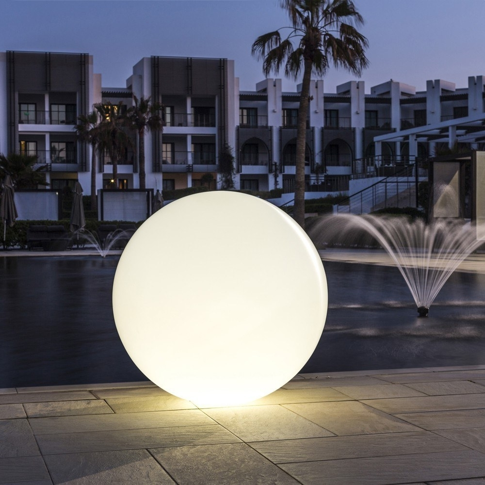 Preferred Outdoor Globe Lanterns In Top 10 Outdoor Lights (View 12 of 20)
