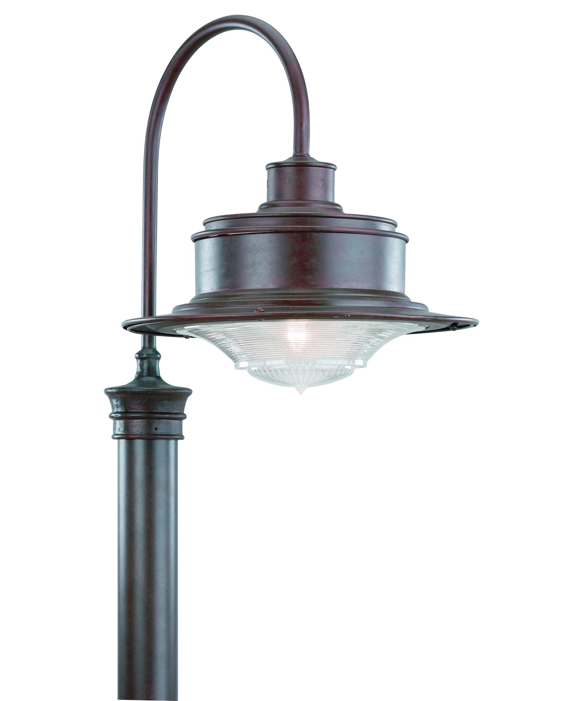 Preferred Outdoor Lanterns For Posts With Regard To Troy Lighting P9394 South Street 17 Inch Wide 1 Light Outdoor Post (View 18 of 20)