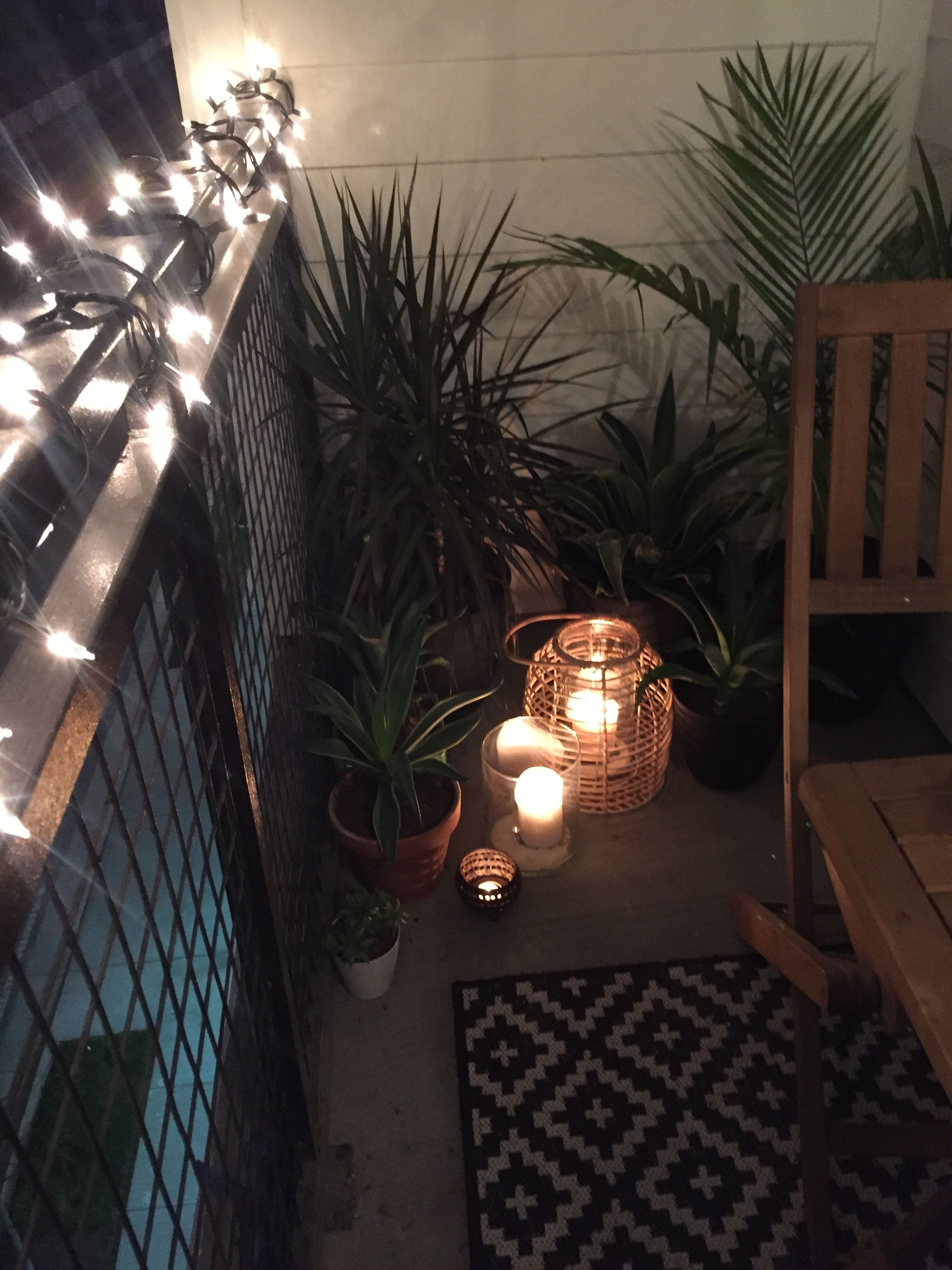 Preferred Outdoor Rope Lighting Ideas Elegant Tropical Plants Candles Lanterns Pertaining To Outdoor Rope Lanterns (View 15 of 20)