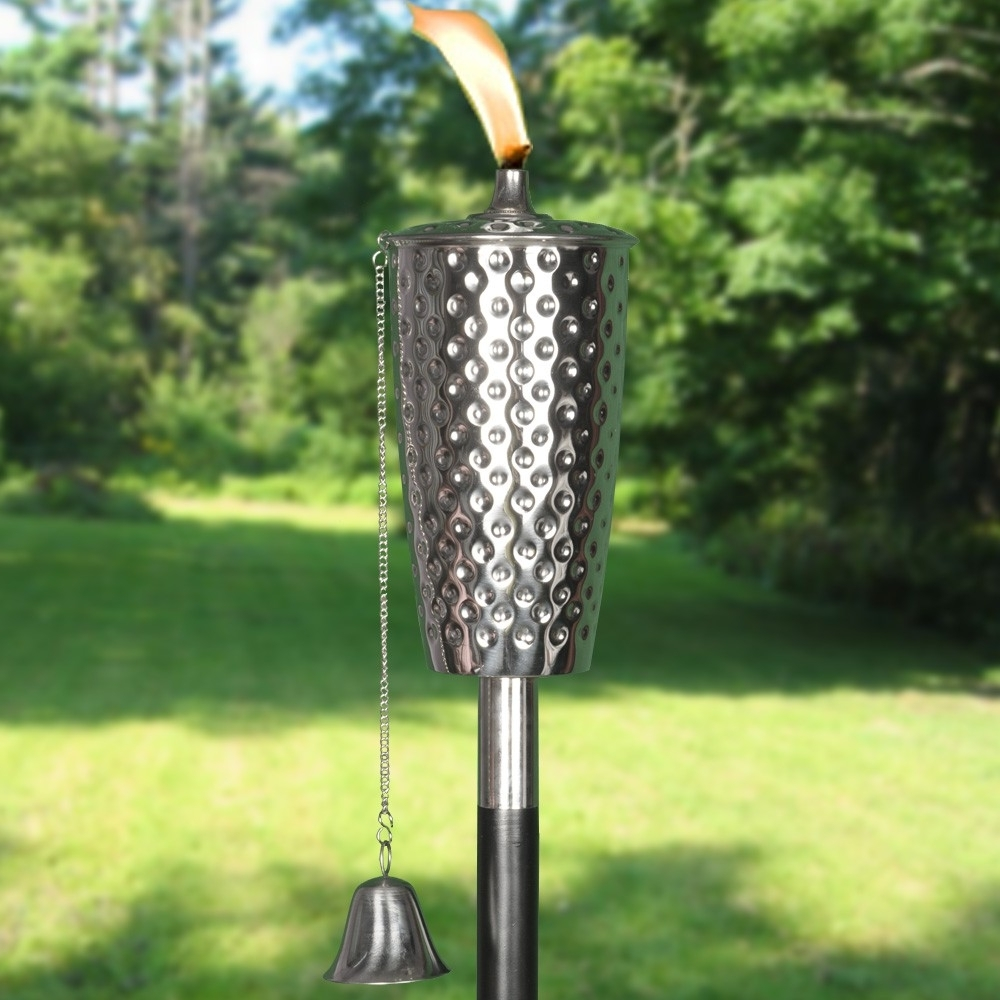 Preferred Outdoor Tiki Lanterns Pertaining To Outdoor Tiki Torch Lights – Outdoor Lighting (Gallery 2 of 20)