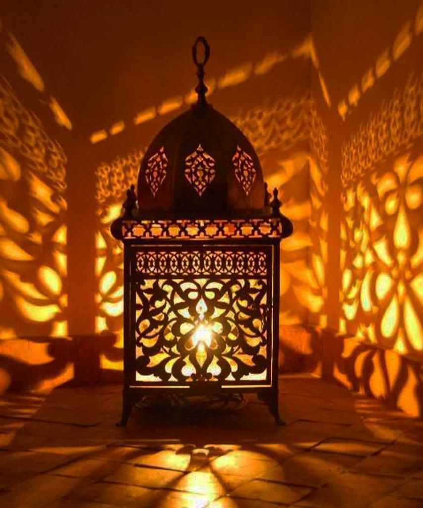 Preferred Outdoor Turkish Lanterns With Regard To Moroccan Lanterns Online India : Milton Milano Designs – Moroccan (View 19 of 20)