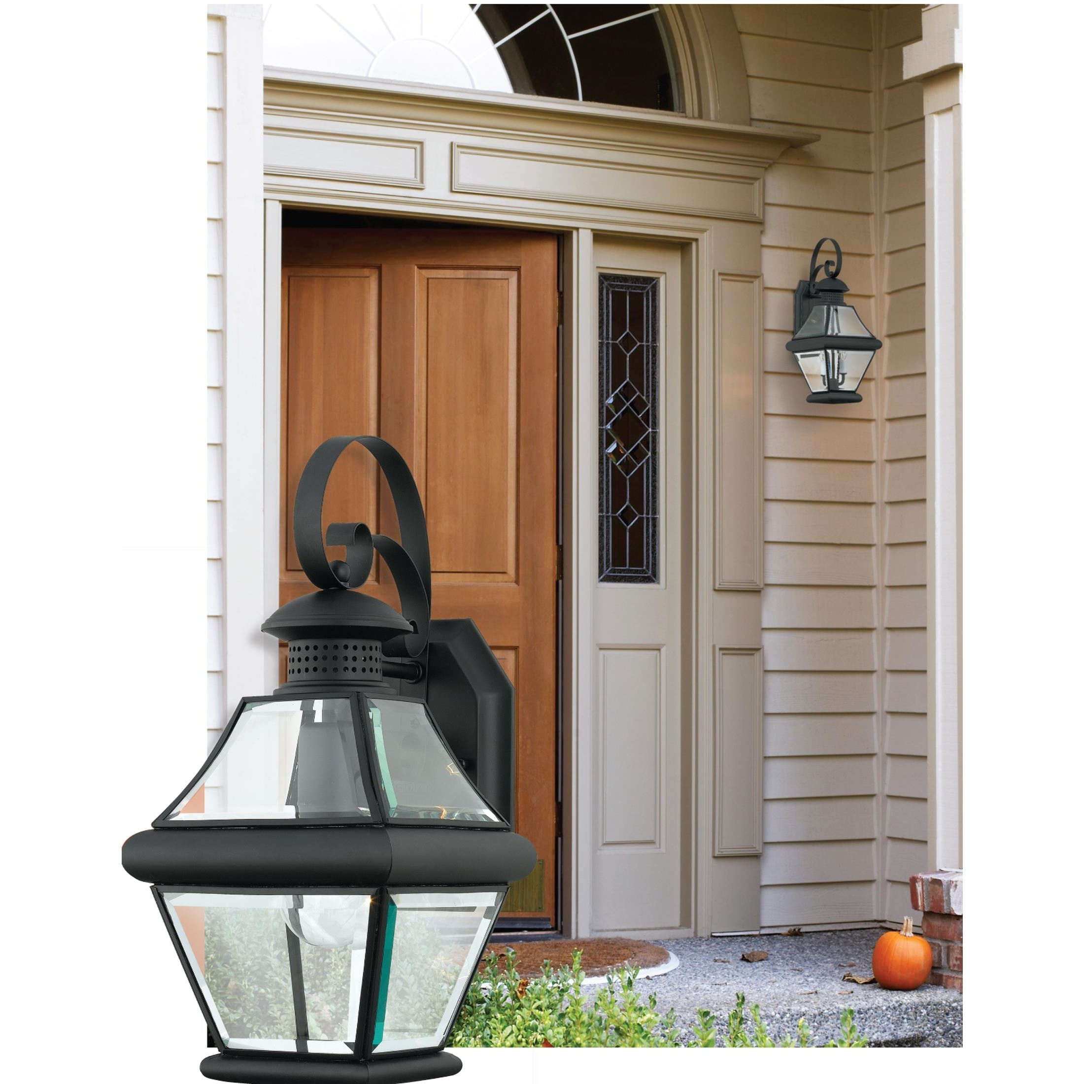 Preferred Quoizel Lighting Ny8315K Shipped Direct For Quoizel Outdoor Lanterns (Gallery 12 of 20)