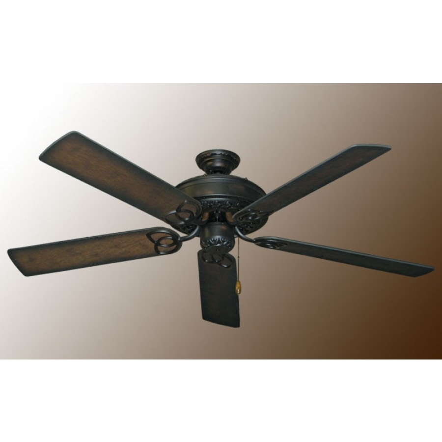 Preferred Renaissance Ceiling Fan, Victorian Ceiling Fan Intended For Nautical Outdoor Ceiling Fans With Lights (View 19 of 20)