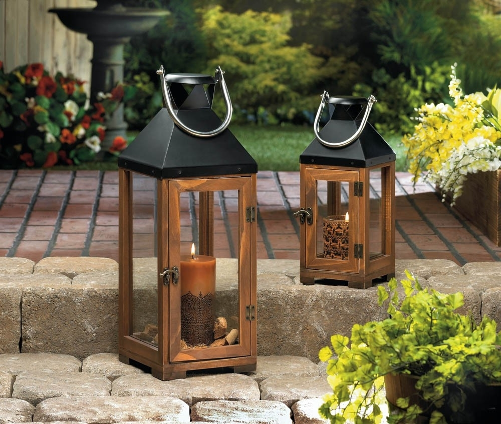Preferred Wholesale Hartford Large Candle Lantern Cheap Throughout Tall Outdoor Lanterns (Gallery 9 of 20)