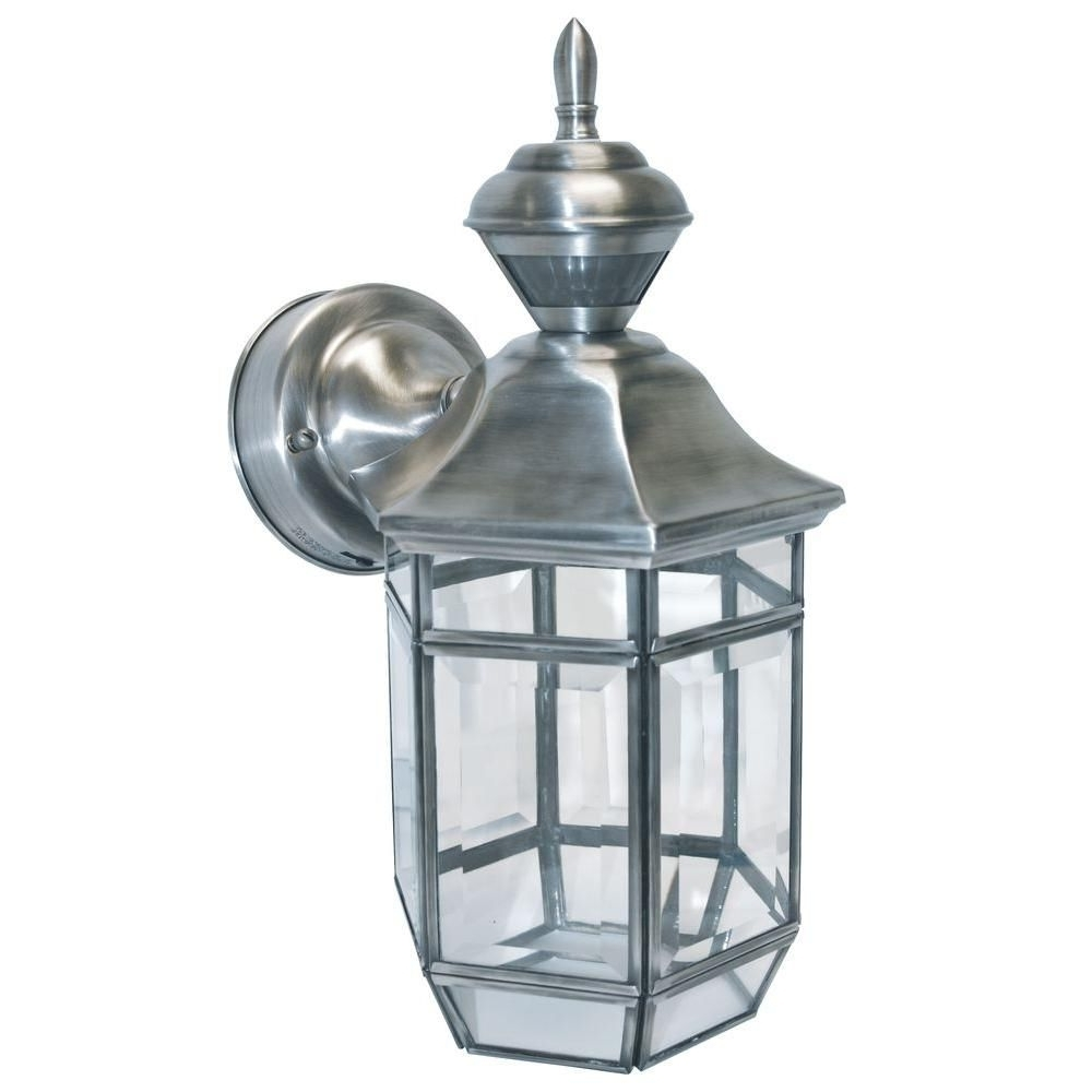 Products In Silver Outdoor Lanterns (View 14 of 20)
