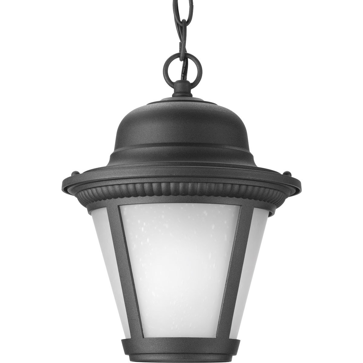 Progress Lighting P5530 3130K9 Westport Led 9 Inch Black Outdoor Throughout Widely Used Led Outdoor Hanging Lanterns (View 12 of 20)