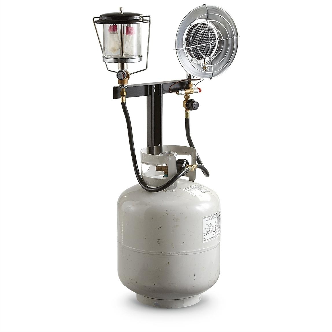 Propane: Propane Lantern Pertaining To Trendy Outdoor Propane Lanterns (Gallery 11 of 20)