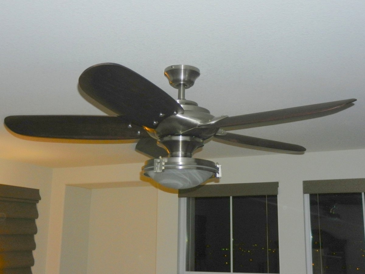 Quality Outdoor Ceiling Fans For Recent Enthralling Myths Along With Outdoor Ceiling Fan To Beautiful (View 15 of 20)
