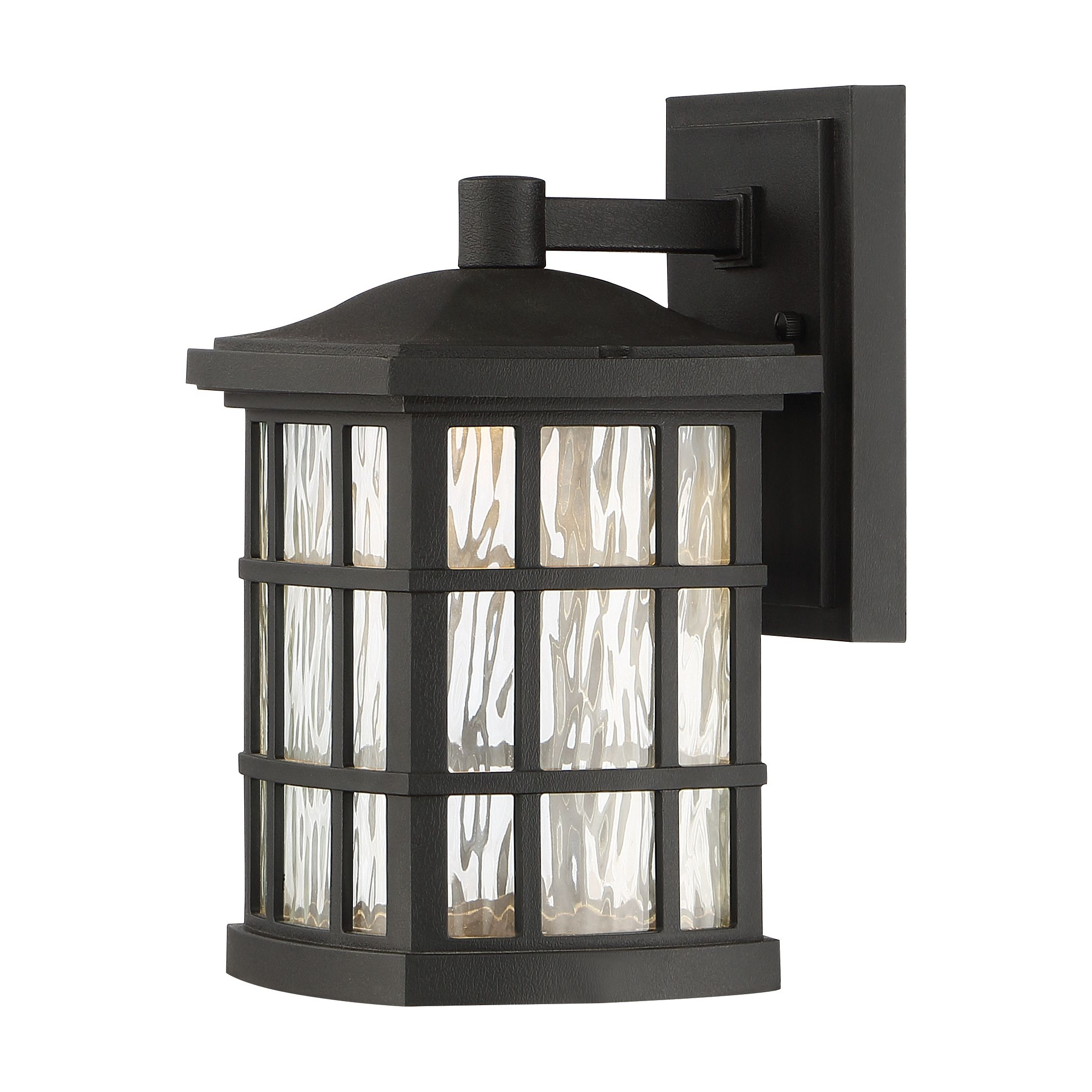 Quoizel In Widely Used Outdoor Lanterns With Led Lights (View 17 of 20)