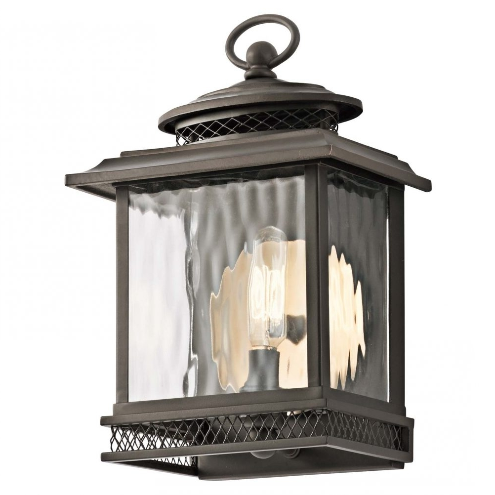 Quoizel Outdoor Lighting Inside Latest Quoizel Outdoor Lanterns (View 17 of 20)