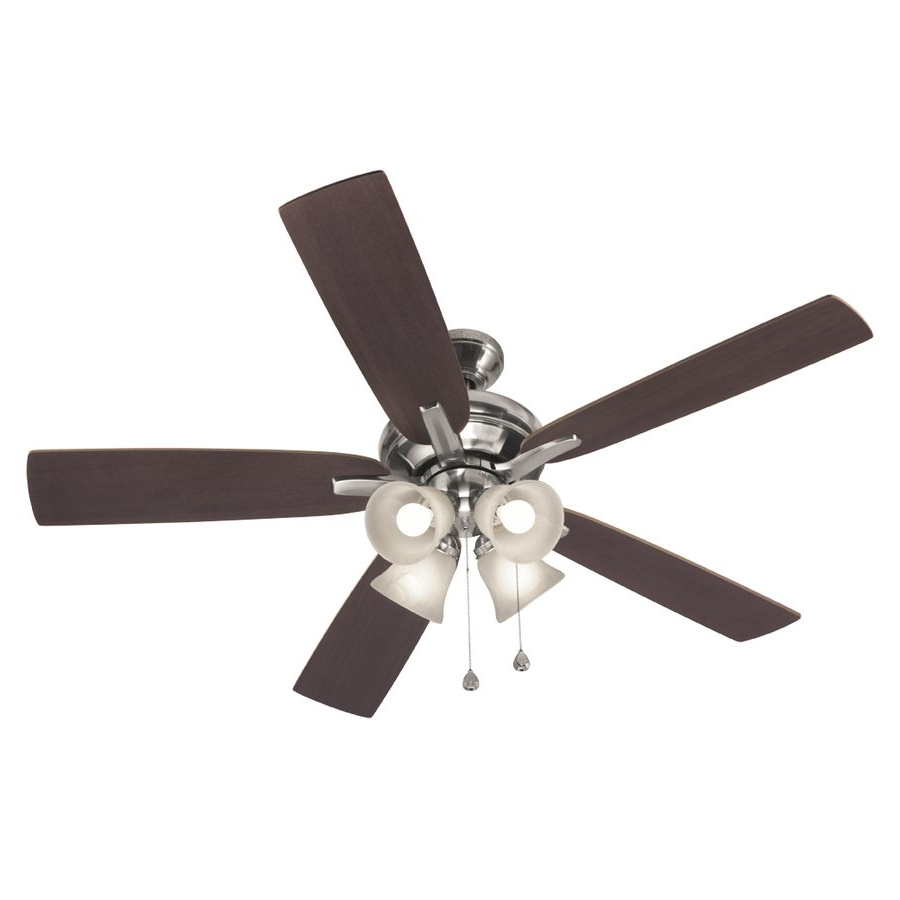 Recent Ceiling Fans – Outdoor, Lights, Modern & More (Gallery 7 of 20)