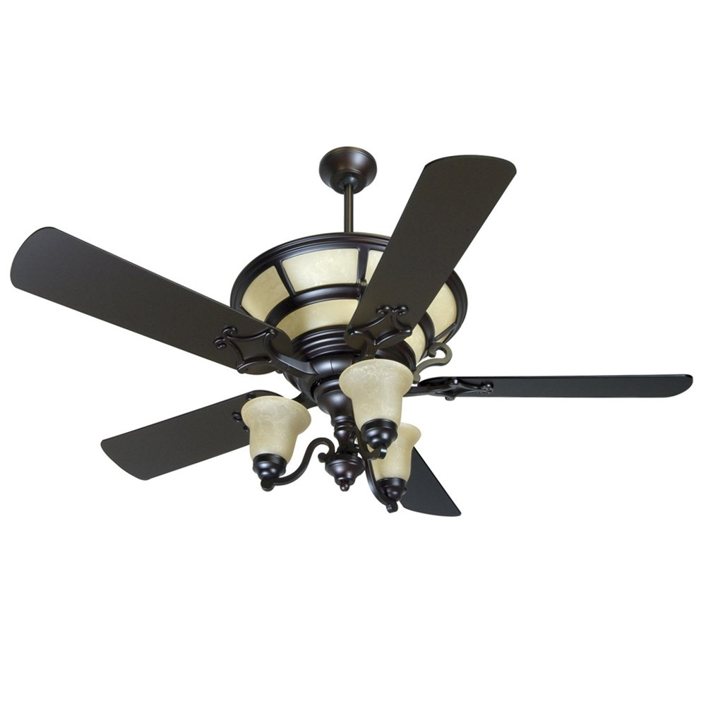 Recent Craftmade Ha52ob Hathaway Ceiling Fan Oiled Bronze – Includes Regarding Craftmade Outdoor Ceiling Fans Craftmade (View 9 of 20)