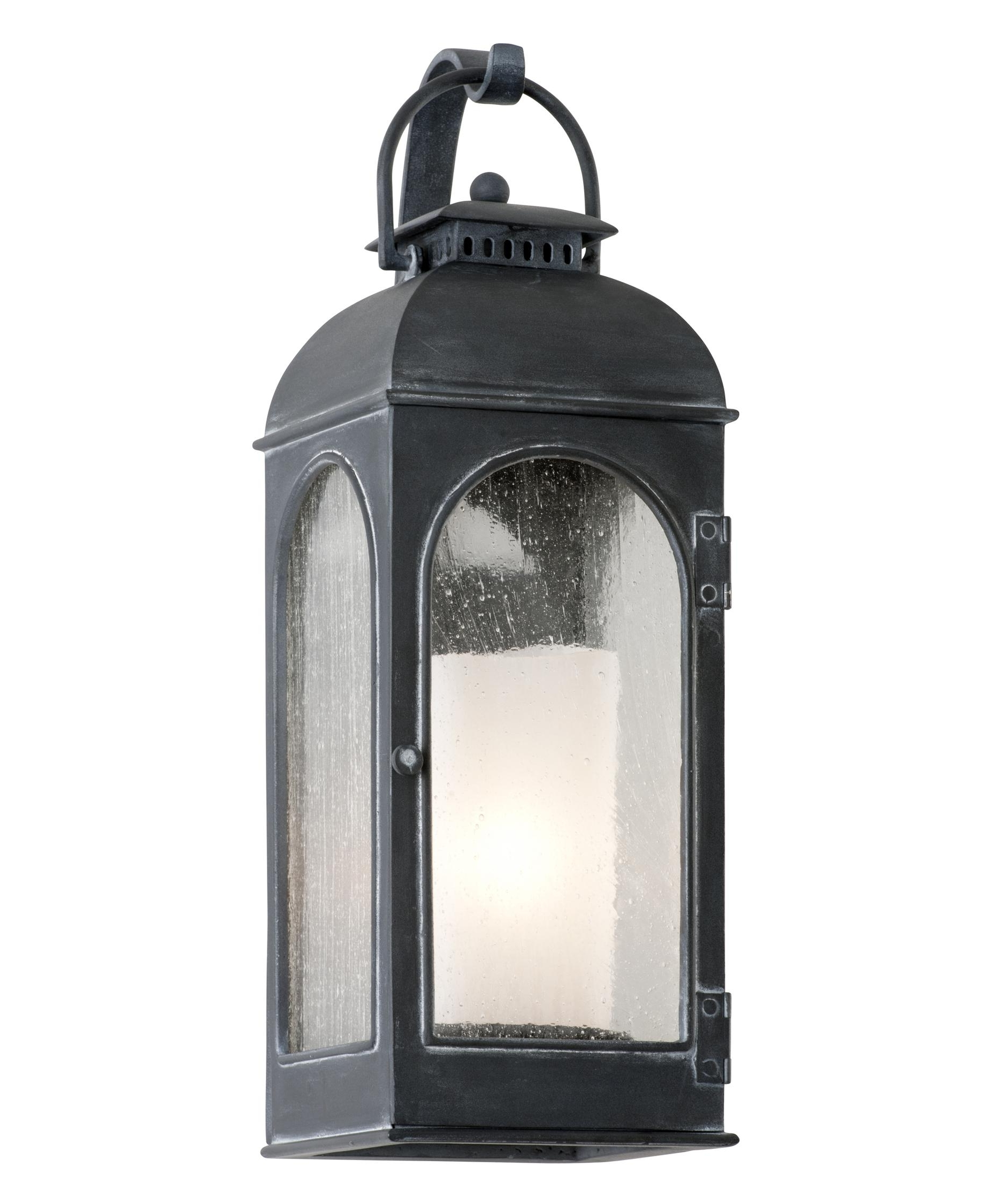 Recent Outdoor Lanterns At Bunnings For Troy Lighting B3281 Derby 6 Inch Wide 1 Light Outdoor Wall Light (View 19 of 20)