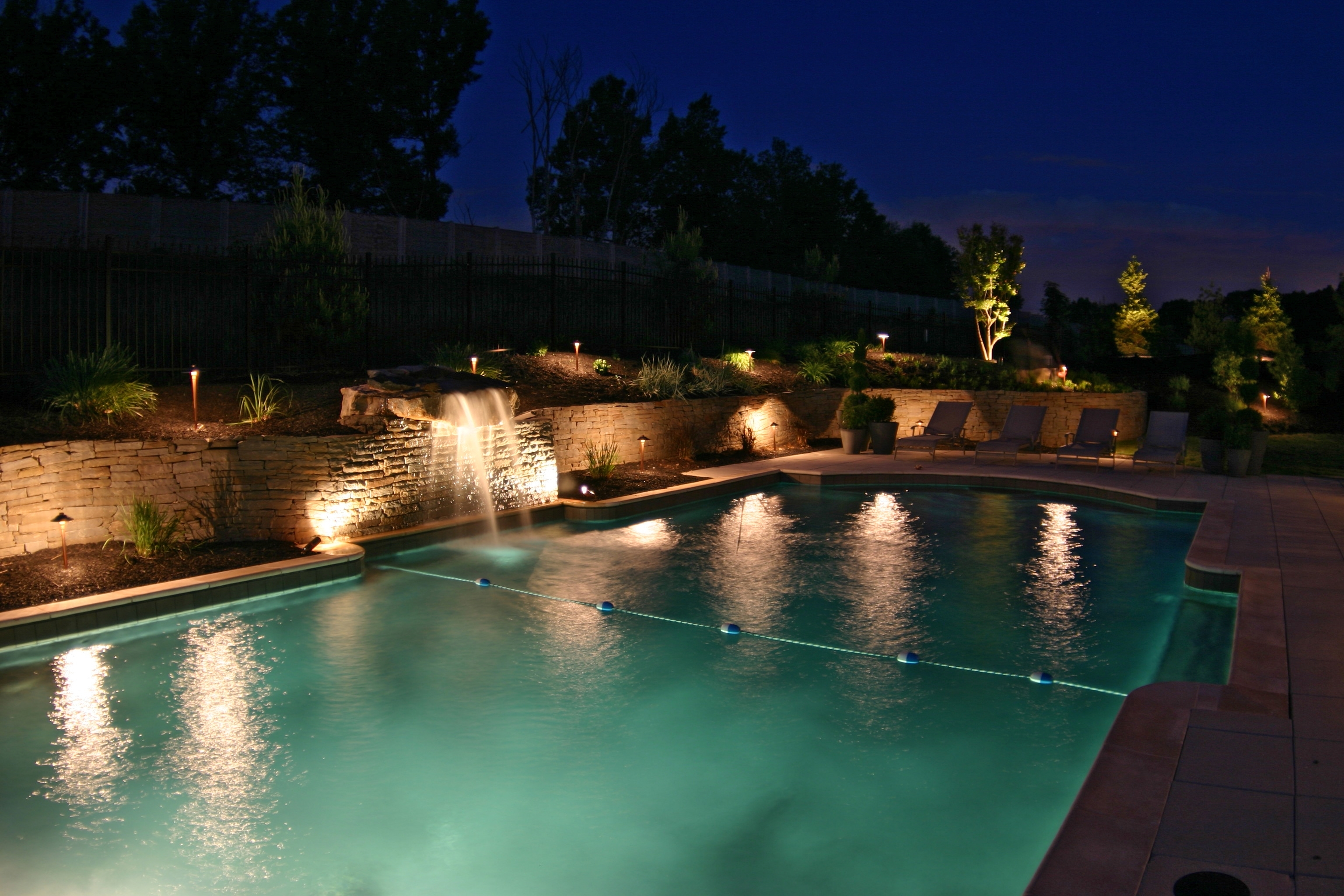 Recent Outdoor Lanterns For Poolside Throughout 33 Staggering Outdoor Pool Lanterns Lighting Exciting That Draws A (Gallery 1 of 20)