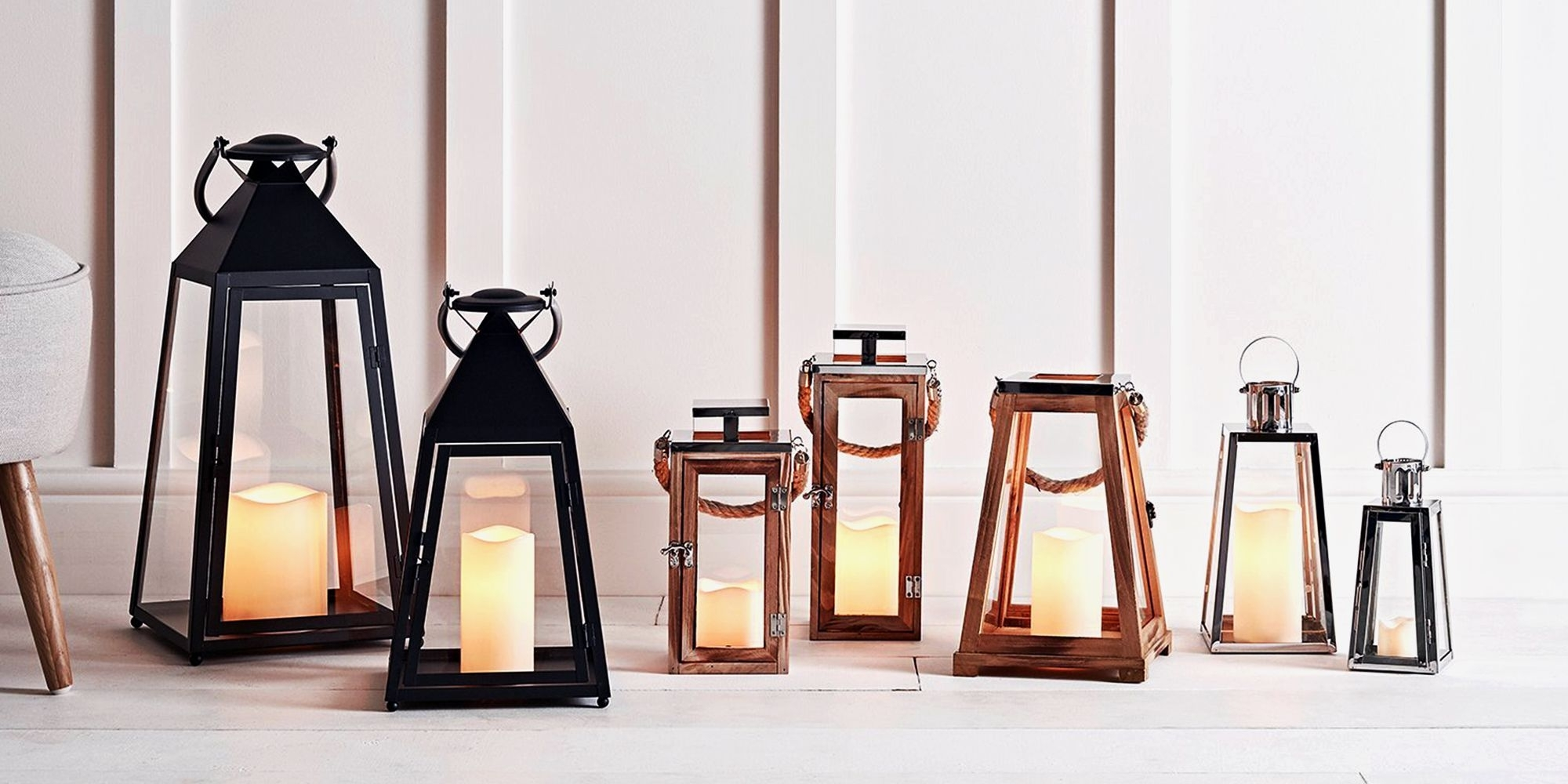 Recent Resin Outdoor Lanterns Throughout 10 Best Outdoor Candle Lanterns For Your Yard – Decorative Glass (View 12 of 20)