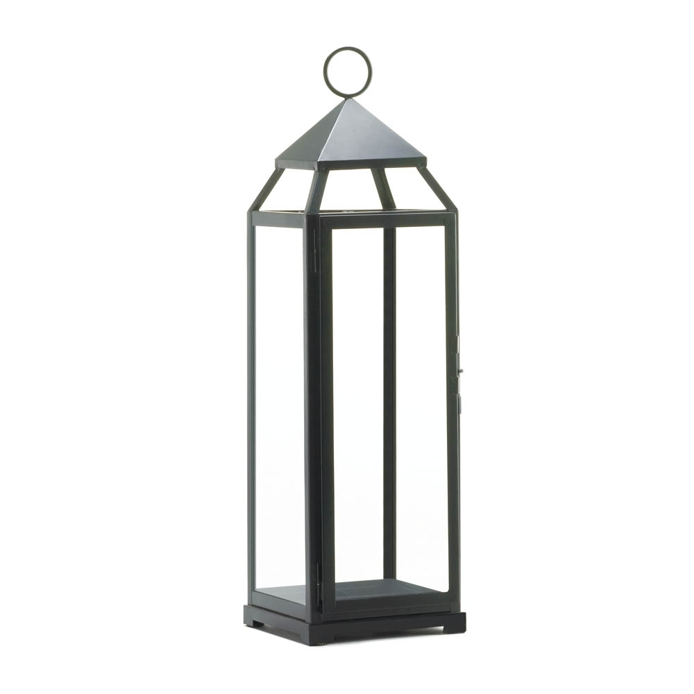Recent Wholesale Xl Black Contemporary Lantern – Buy Wholesale Lanterns In Xl Outdoor Lanterns (Gallery 1 of 20)