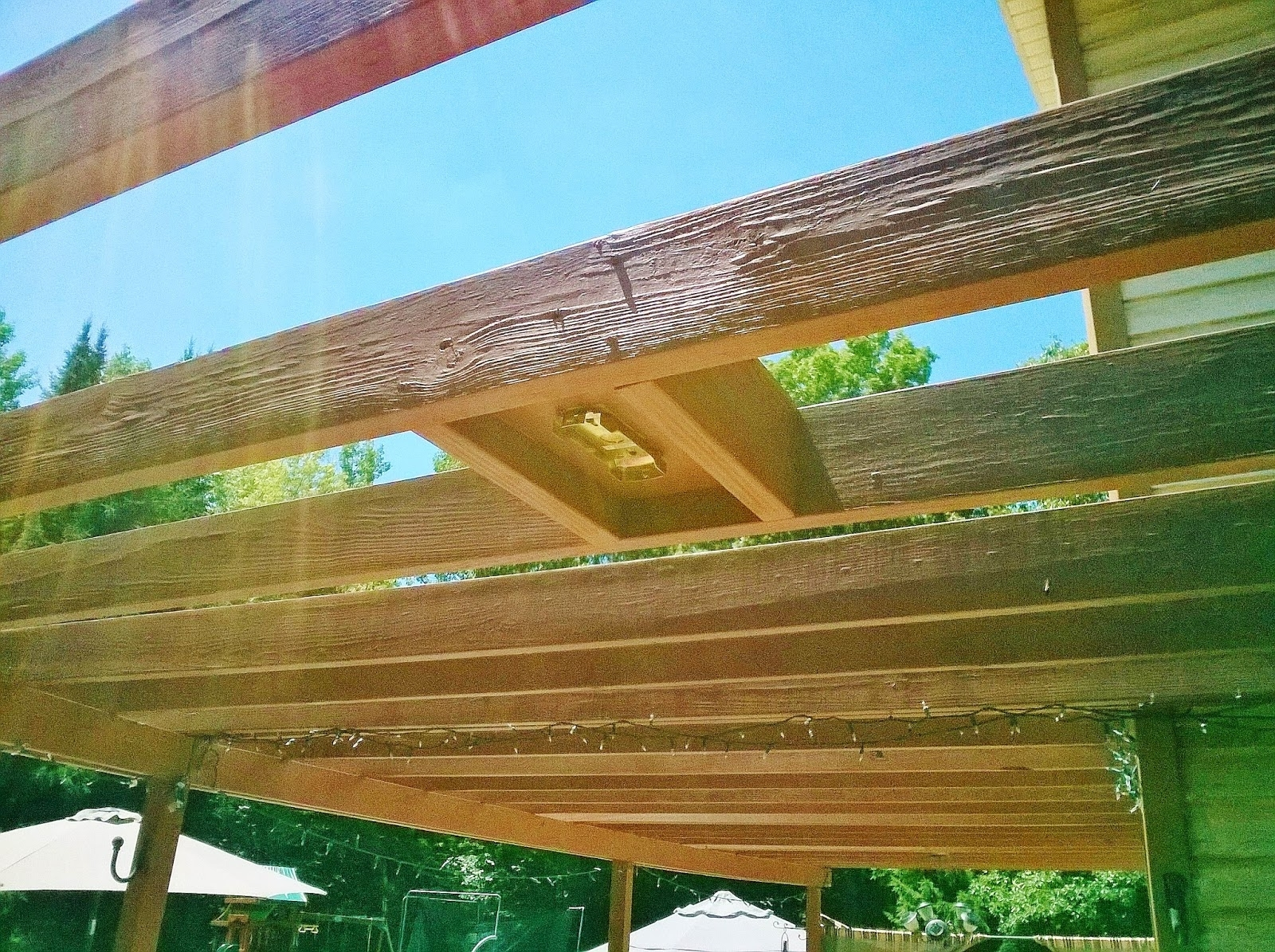 Redo It Yourself Inspirations Pertaining To Outdoor Ceiling Fans For Pergola (View 3 of 20)