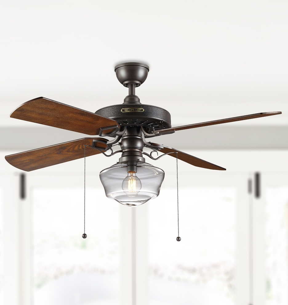 Rejuvenation For Outdoor Ceiling Fans With Plastic Blades (View 14 of 20)