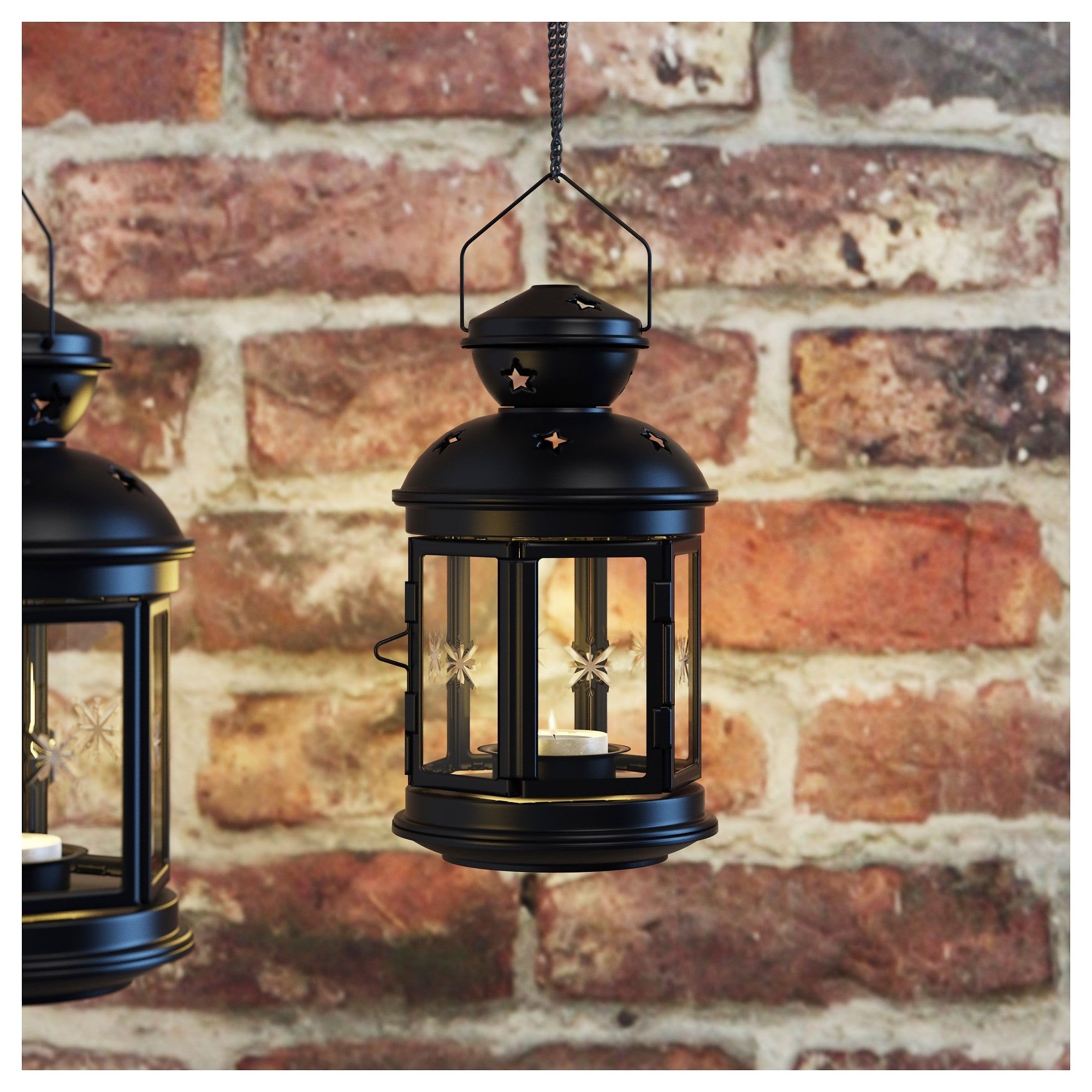 Rotera Lantern For Tealight – Ikea Intended For Fashionable Ikea Outdoor Lanterns (View 18 of 20)