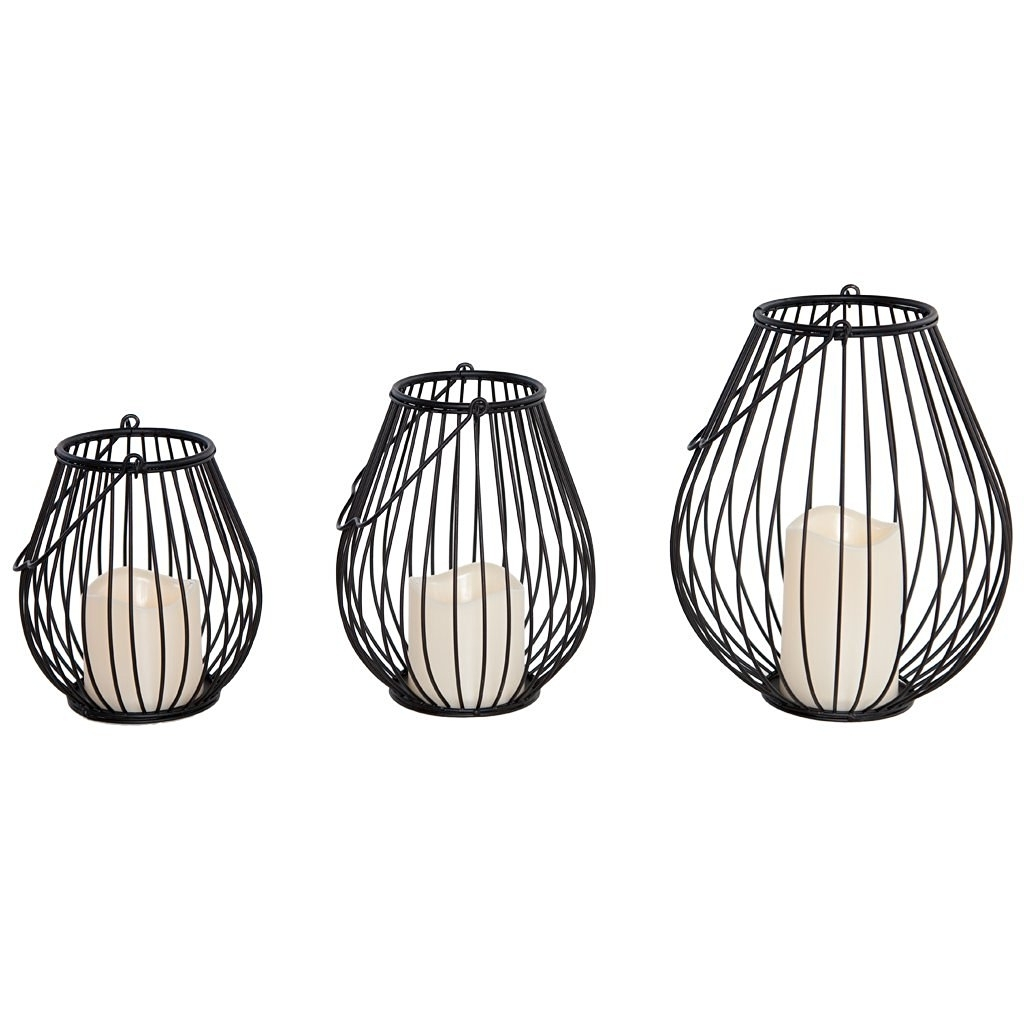 Set Of 3 Outdoor Lanterns Pertaining To Well Known Cheap Large Outdoor Lanterns For Candles, Find Large Outdoor (View 14 of 20)