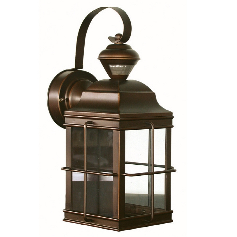 Shop Outdoor Wall Lights At Lowes Inside Well Known Italian Outdoor Lanterns (View 12 of 20)
