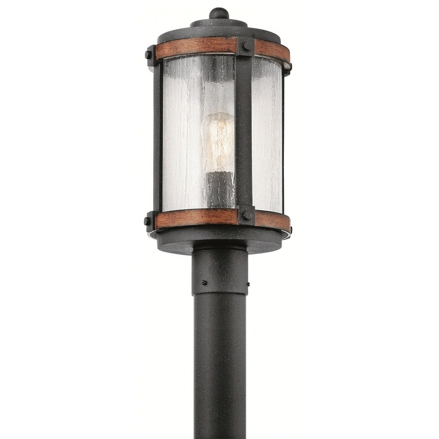 Shop Post Lighting At Lowes Regarding Most Recently Released Outdoor Lanterns On Stands (View 16 of 20)