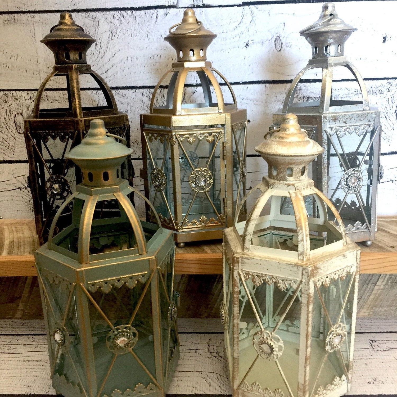 Featured Photo of Outdoor Memorial Lanterns