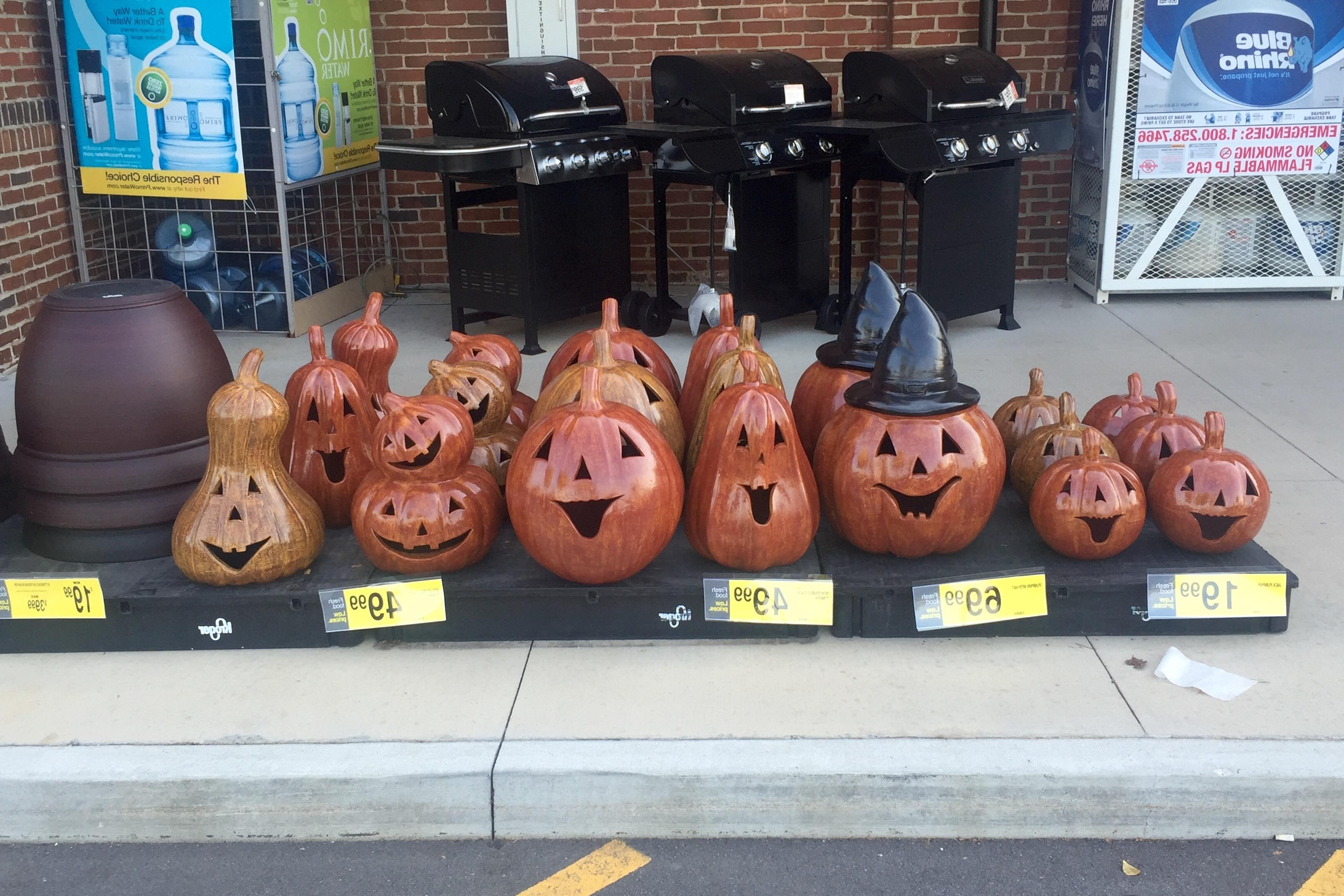 Spotted At Kroger This Morning! : Halloween Inside Famous Kroger Outdoor Lanterns (View 6 of 20)