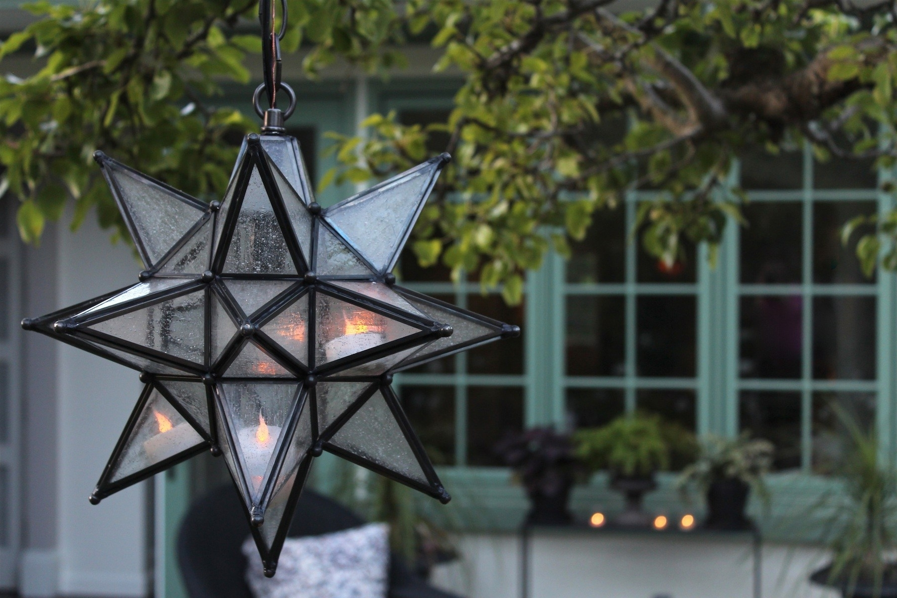 Terrific Garden In Elka Pottery Barn Pendant Olivia Star Pendant To Throughout Most Current Outdoor Lanterns At Pottery Barn (View 7 of 20)