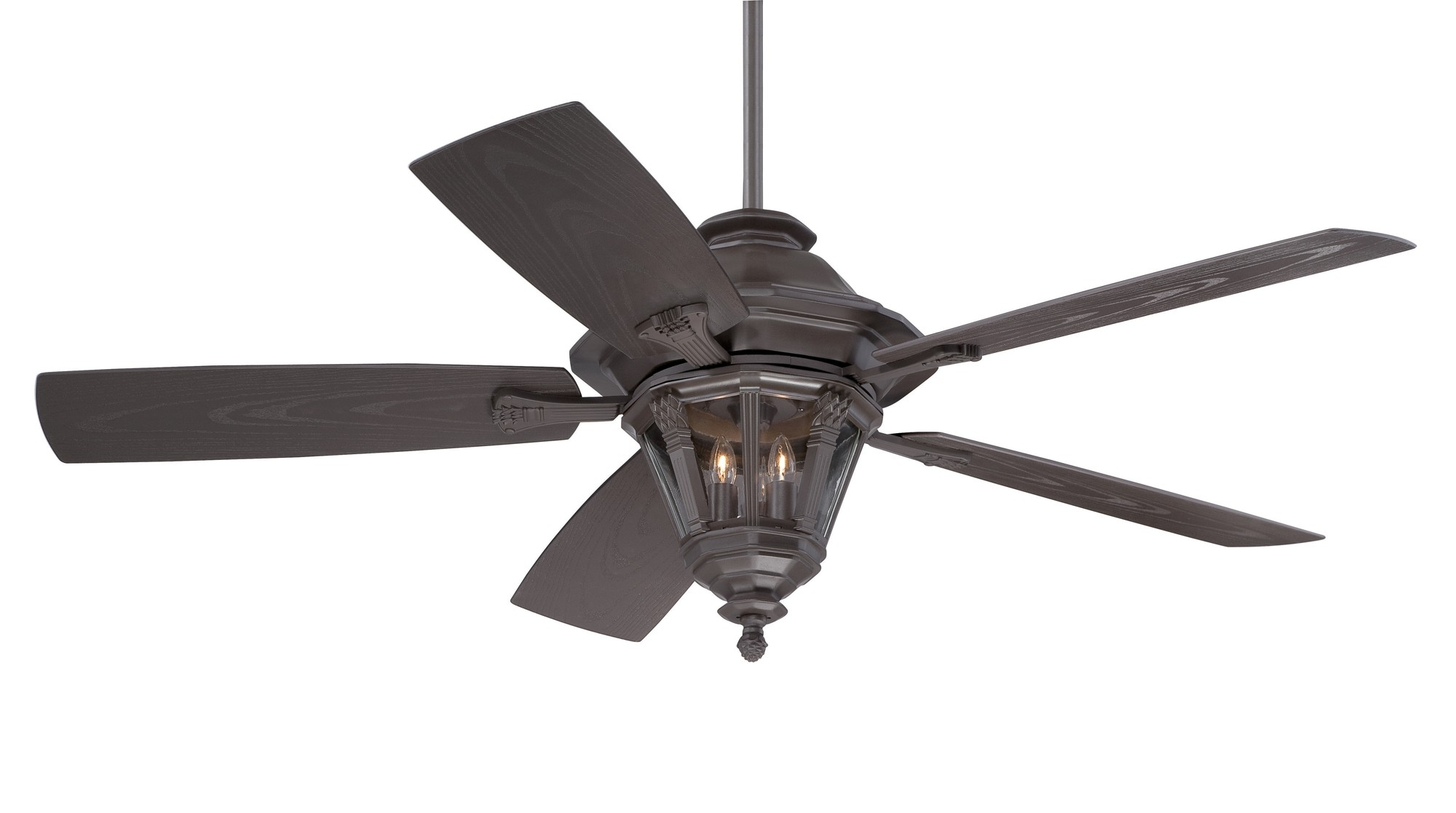 Top 10 Unique Outdoor Ceiling Fans 2018 Warisan Lighting, Best Throughout Widely Used Outdoor Ceiling Fans With Lantern Light (Gallery 1 of 20)