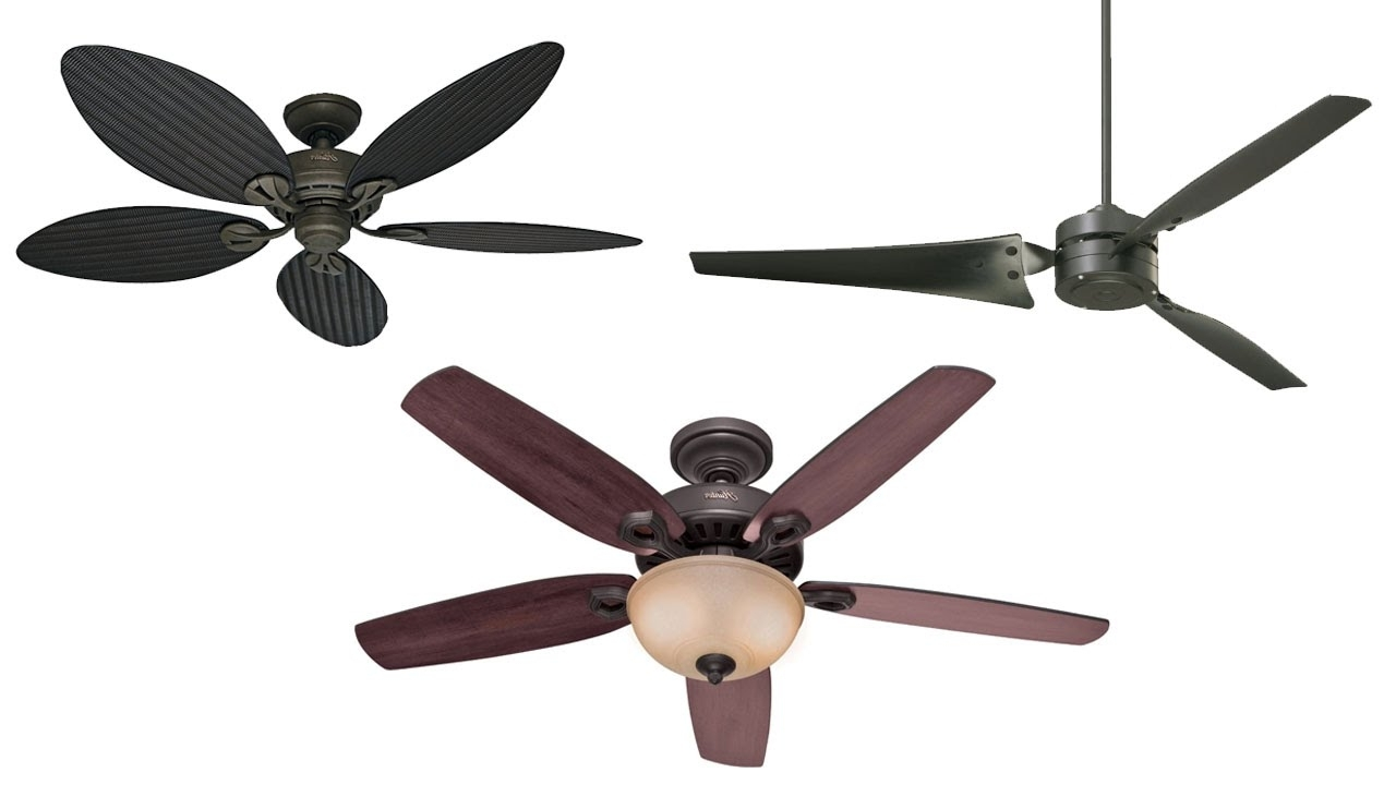 Top 5 Best Outdoor Ceiling Fans Reviews 2016, Cheap Outdoor Ceiling Intended For Newest Outdoor Ceiling Fans With Speakers (View 12 of 20)