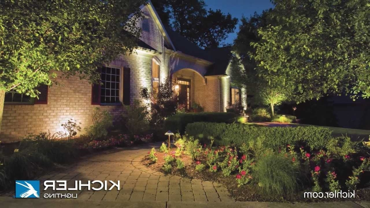 Trendy Different Kichler Outdoor Lighting To Get For Your Home – Lighting Pertaining To Kichler Outdoor Lanterns (View 19 of 20)