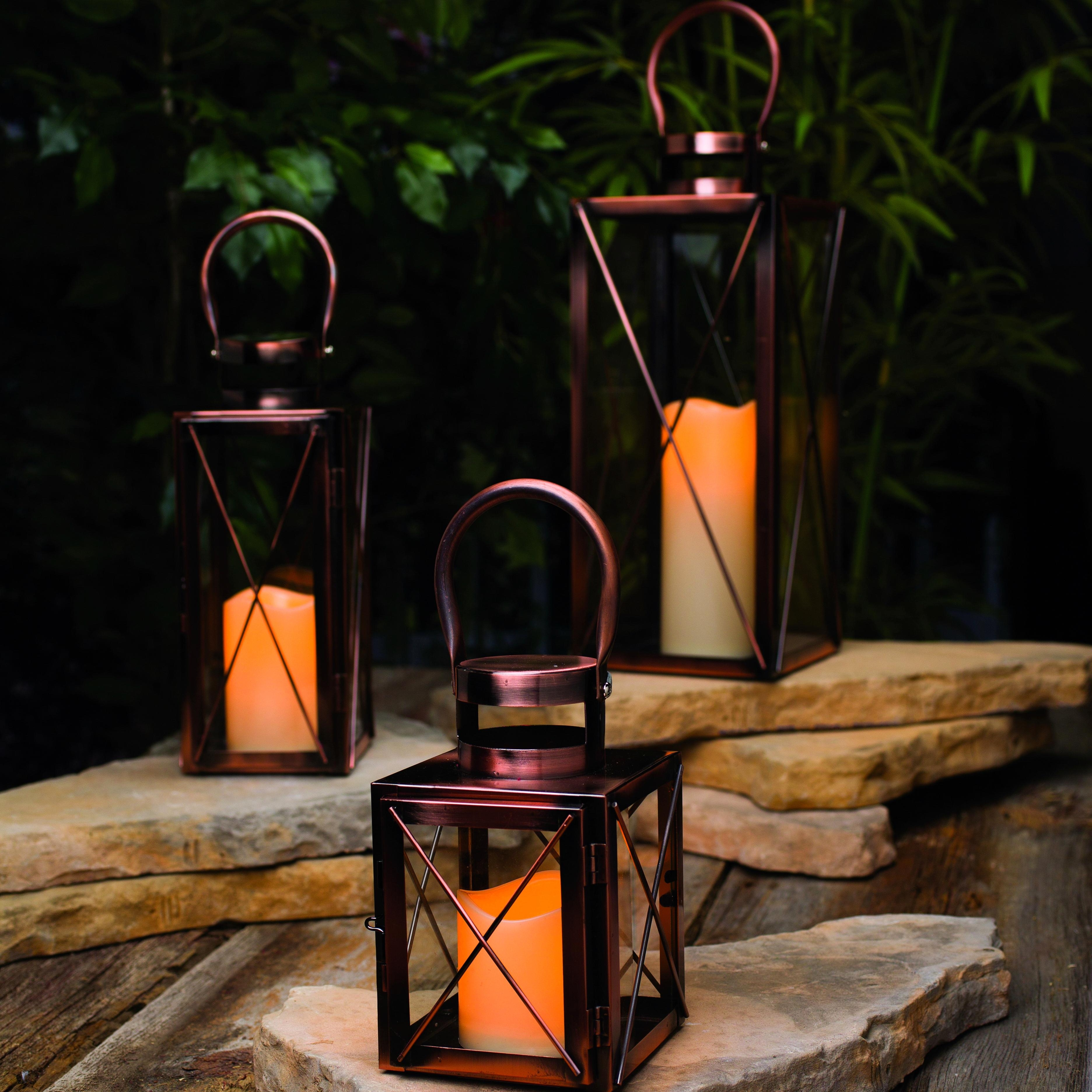 Trendy Improbable Patio String Lights Complement Space Outdoor Candle In Outdoor Candle Lanterns For Patio (View 4 of 20)