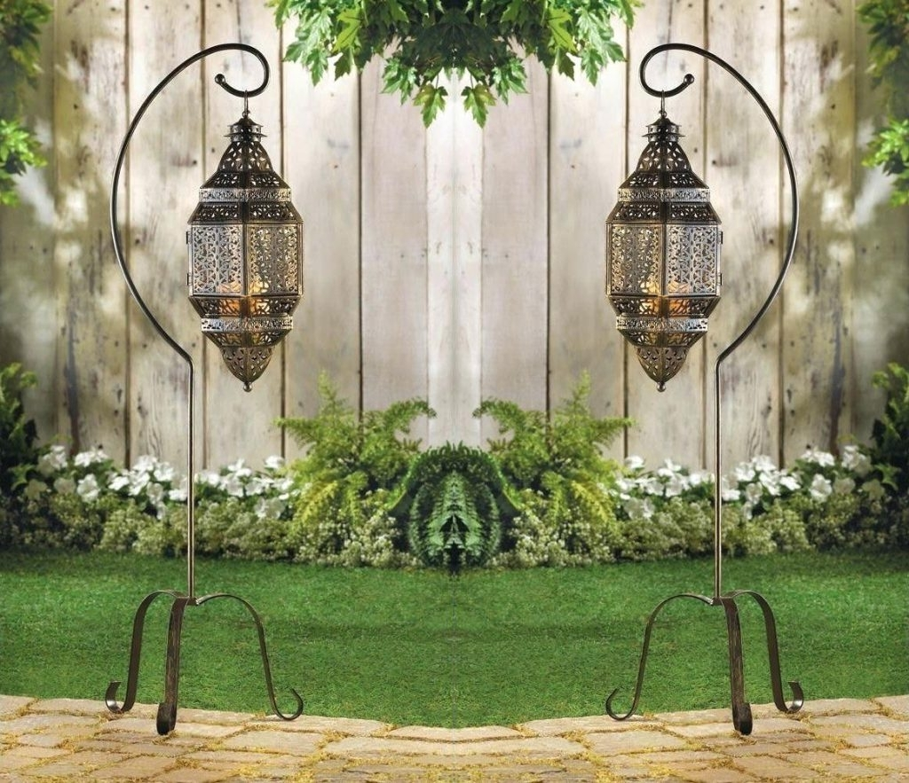 Trendy Moroccan Outdoor Lanterns Pertaining To Candles ~ Moroccan Hanging Candle Lanterns Suppliers And (View 18 of 20)