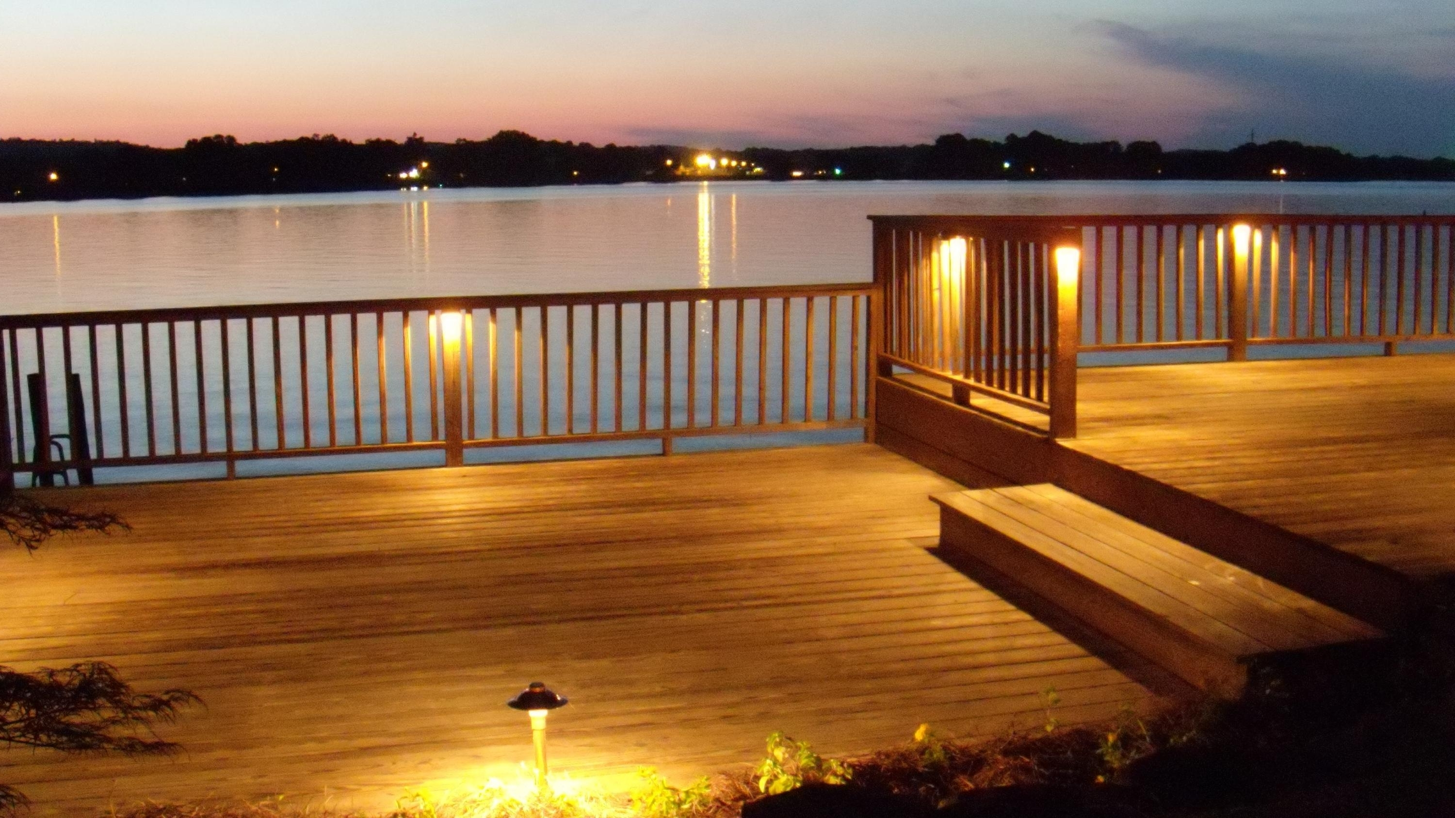 Trendy Outdoor Deck Lanterns With Regard To 25 Amazing Deck Lights Ideas Hard And Simple Outdoor, Deck Lighting (View 19 of 20)