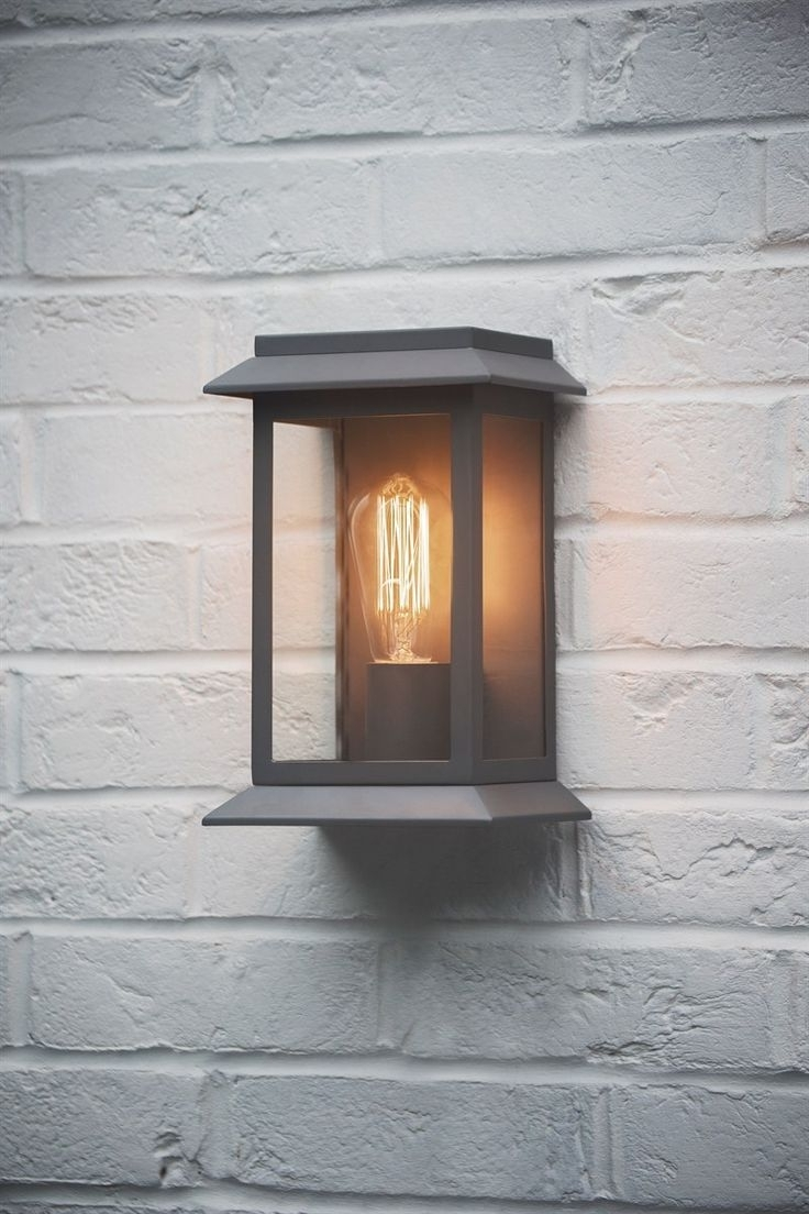 Trendy Outdoor Door Lanterns In Porch Lights Buying Guide – Bellissimainteriors (Gallery 10 of 20)