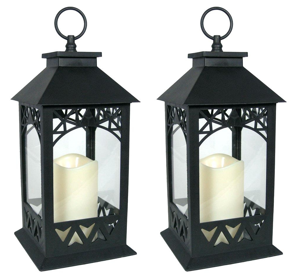 Trendy Outdoor Hurricane Lanterns With Candles ~ Outdoor Hurricane Candle Holders Lanterns Warmer Lantern (View 8 of 20)