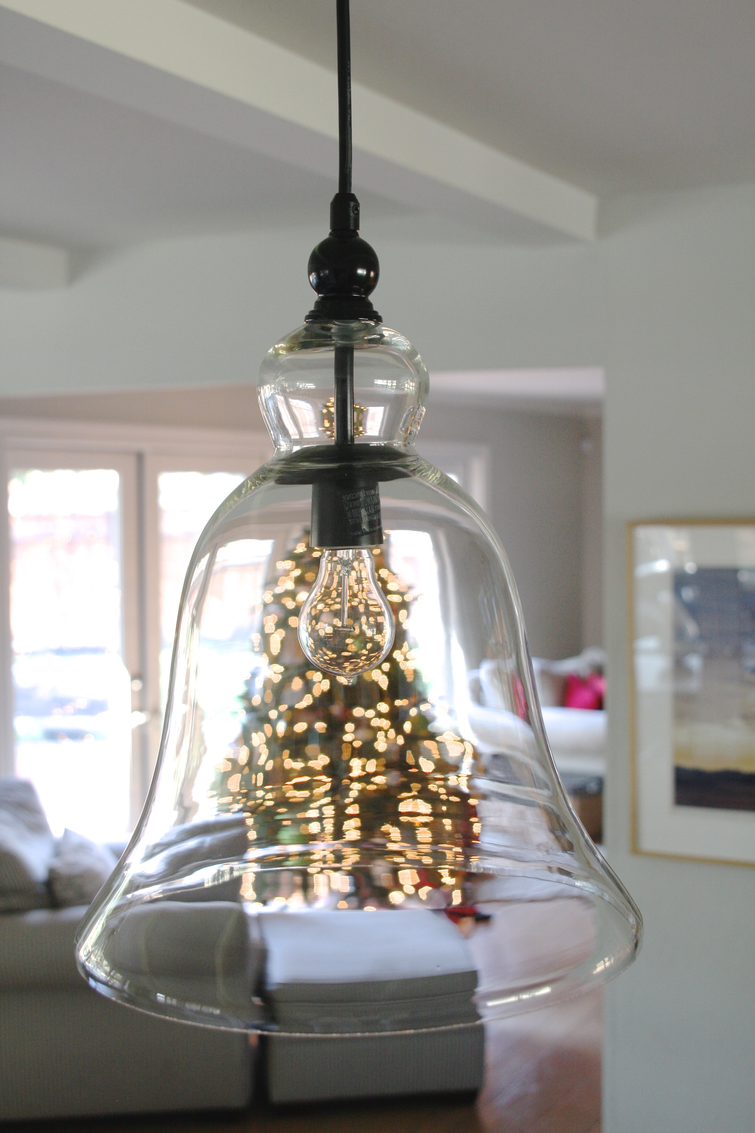 Trendy Outdoor Lanterns At Pottery Barn With Regard To How To Clean Pottery Barn Rustic Pendant Lights – Simply Organized (View 11 of 20)