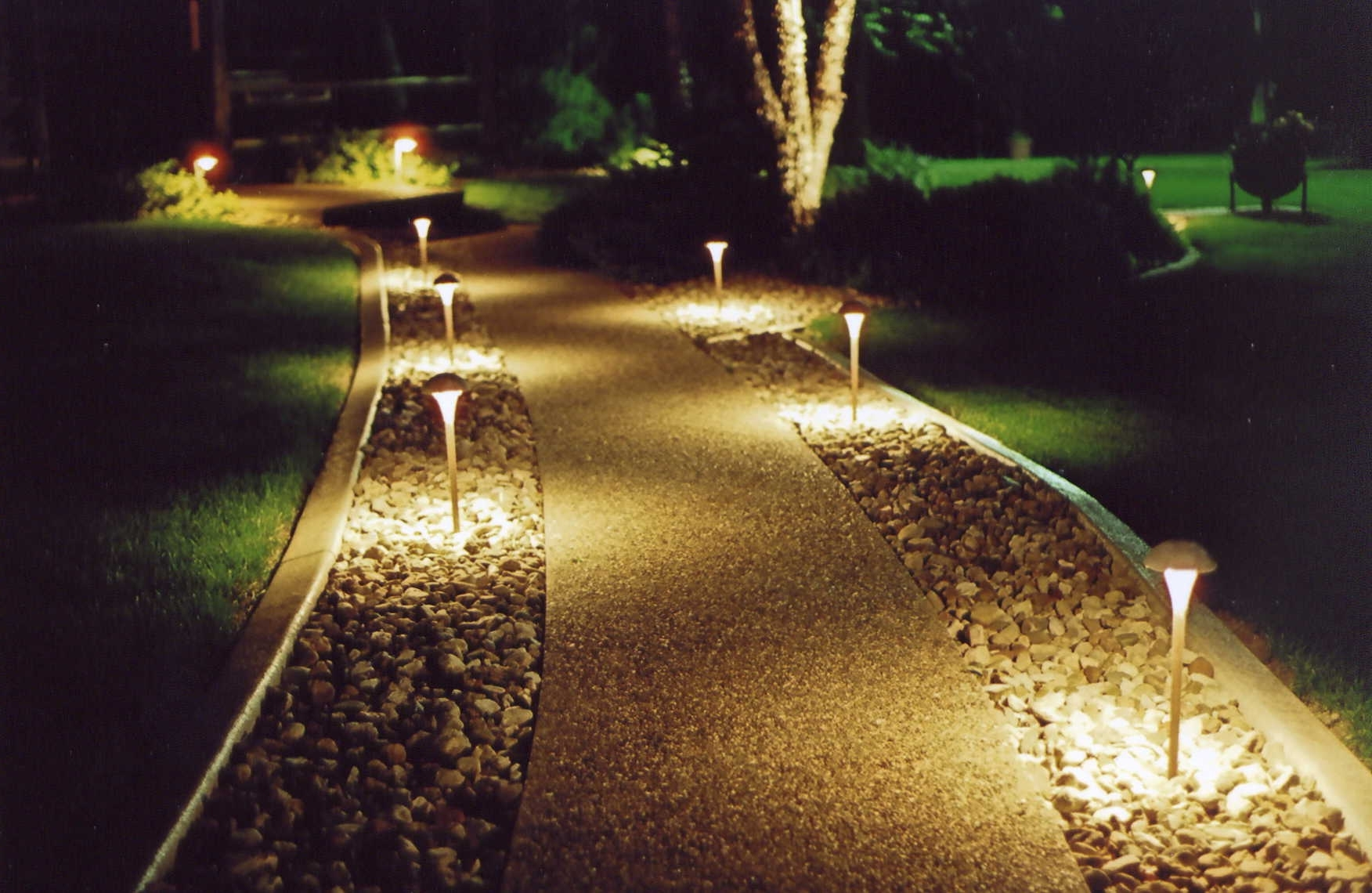 Trendy Outdoor Lighting Landscape Guide Light Perspectives Fixtures Wall Inside Outdoor Yard Lanterns (View 19 of 20)