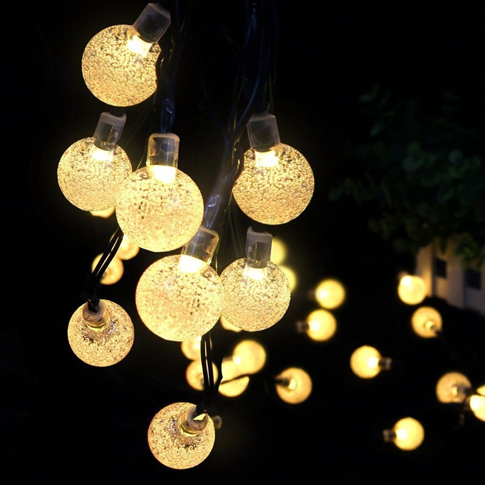 Trendy Outdoor Rope Lanterns For Garage Ft Leds Globe String Modes Together With Ft Leds Globe String (View 14 of 20)
