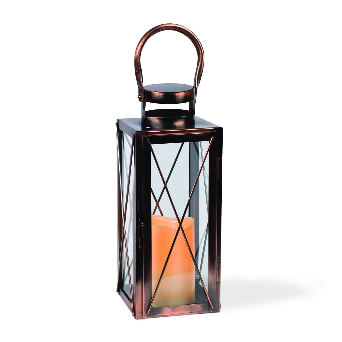 Trendy Outdoor Storm Lanterns Throughout Candle Lanterns – Yard Envy (Gallery 12 of 20)