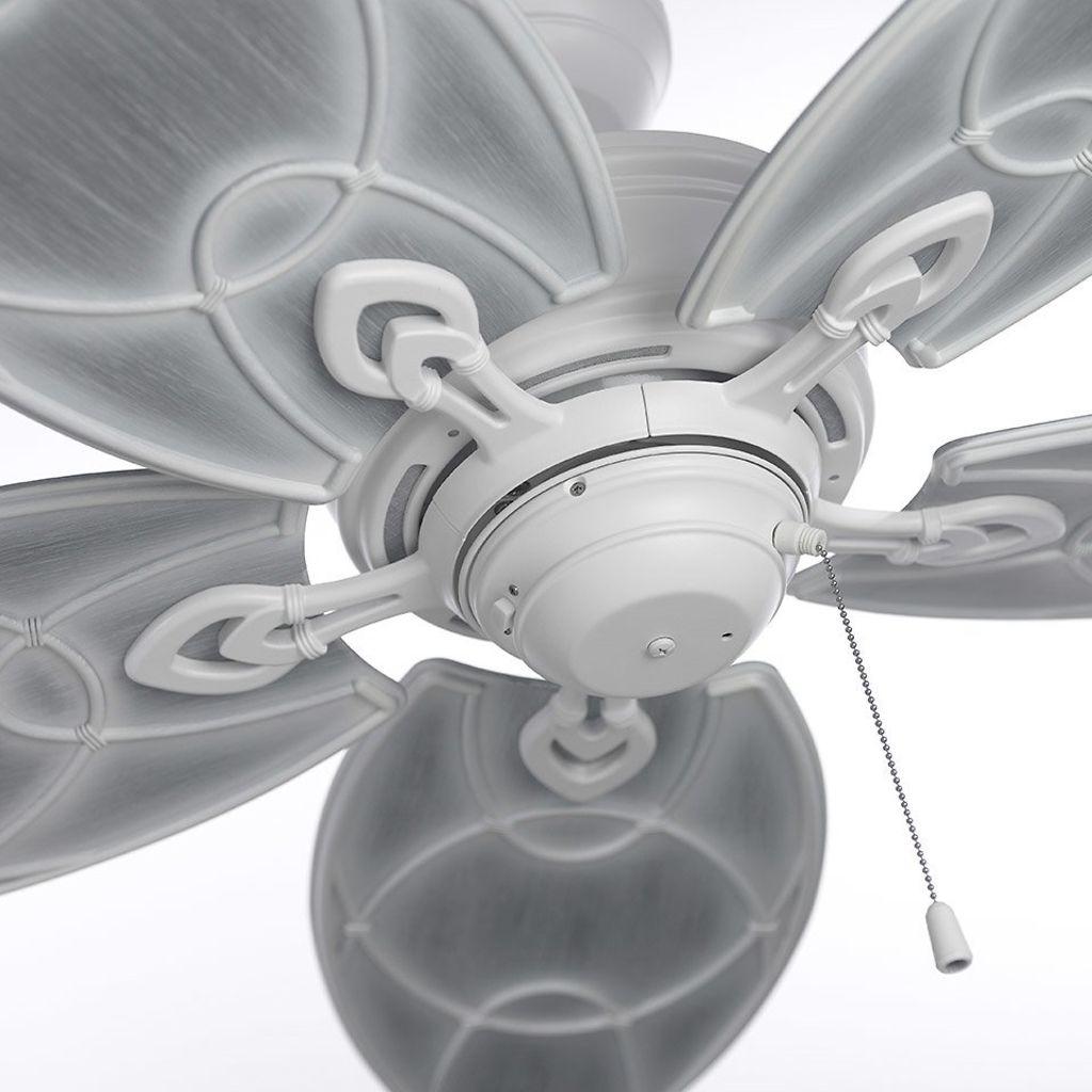 Tropical Indoor Outdoor Ceiling Fan In Bronze (View 19 of 20)