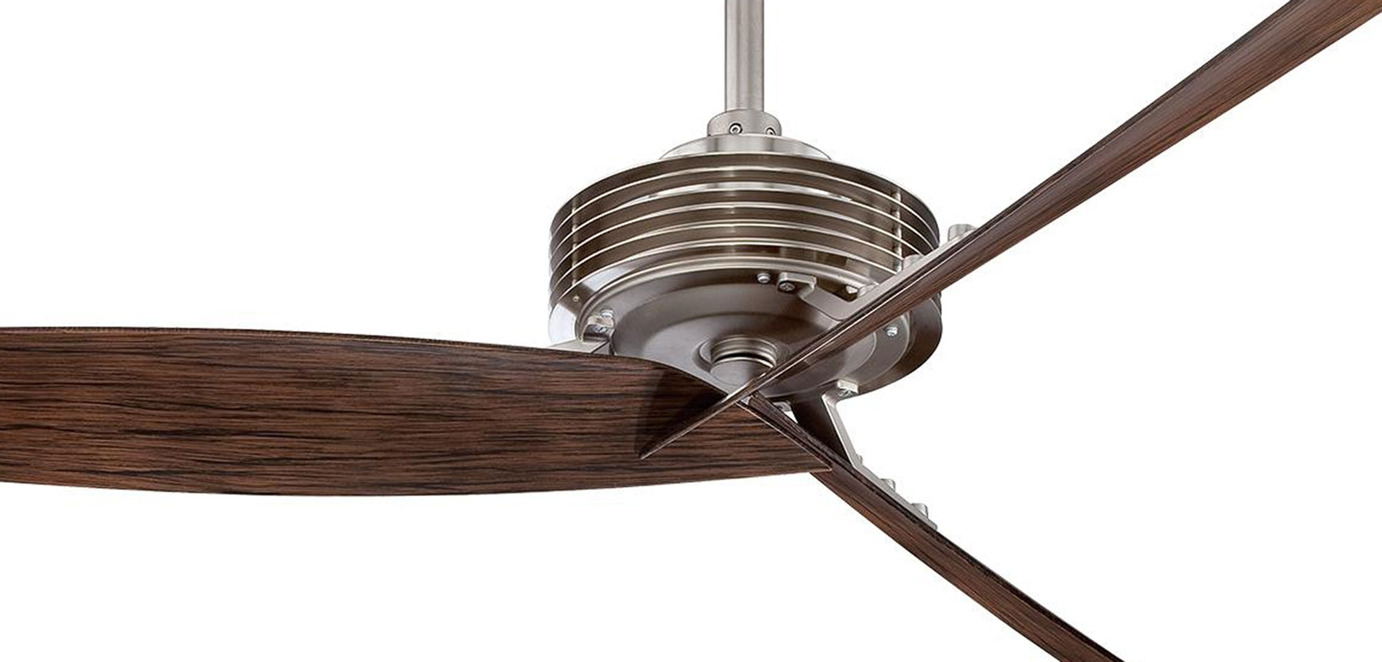 Unique Ceiling Fans For Modern Home Design – Interior Decorating Regarding Fashionable Quality Outdoor Ceiling Fans (Gallery 19 of 20)