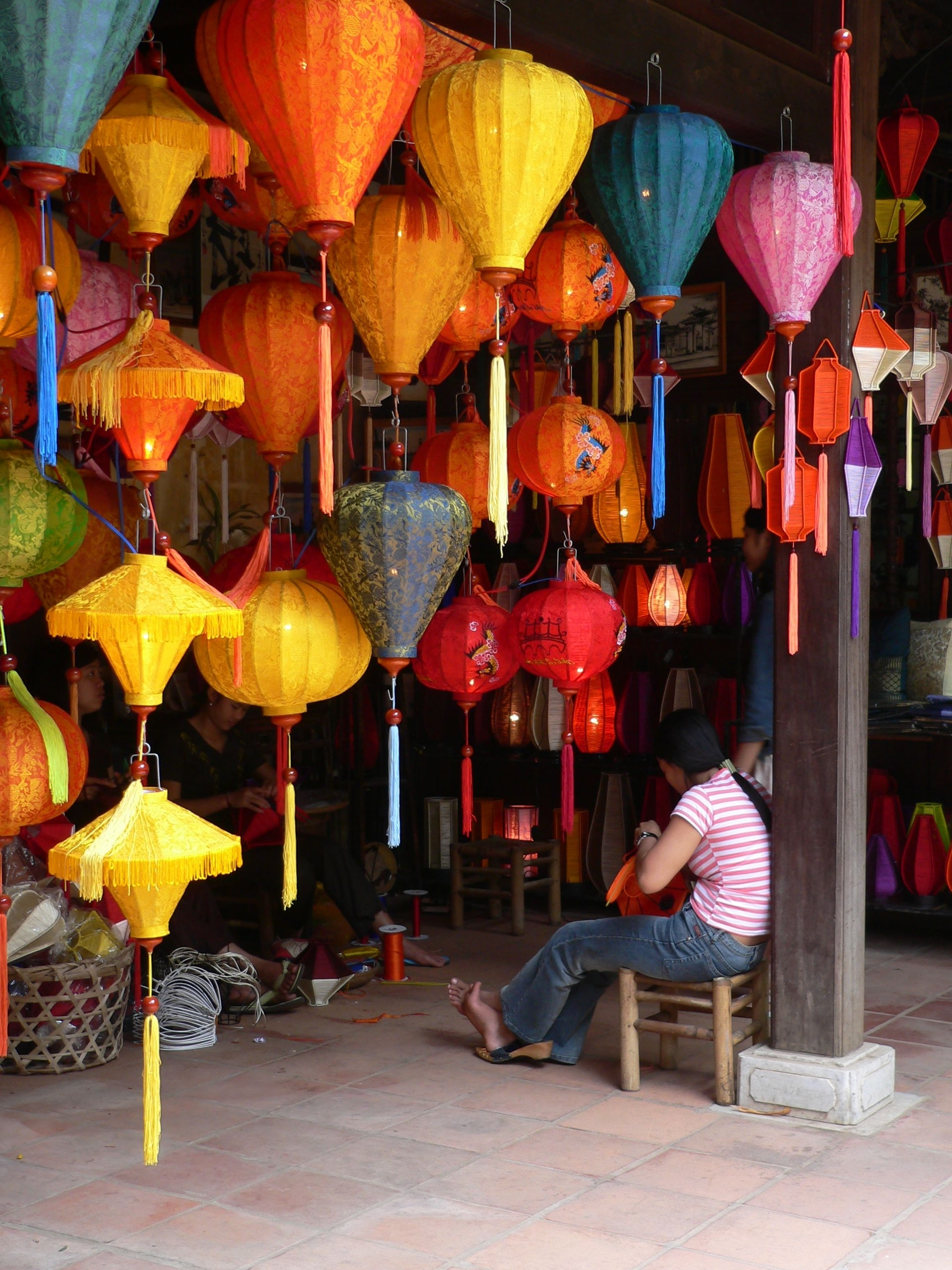 Vietnam With Regard To Current Outdoor Vietnamese Lanterns (Gallery 15 of 20)