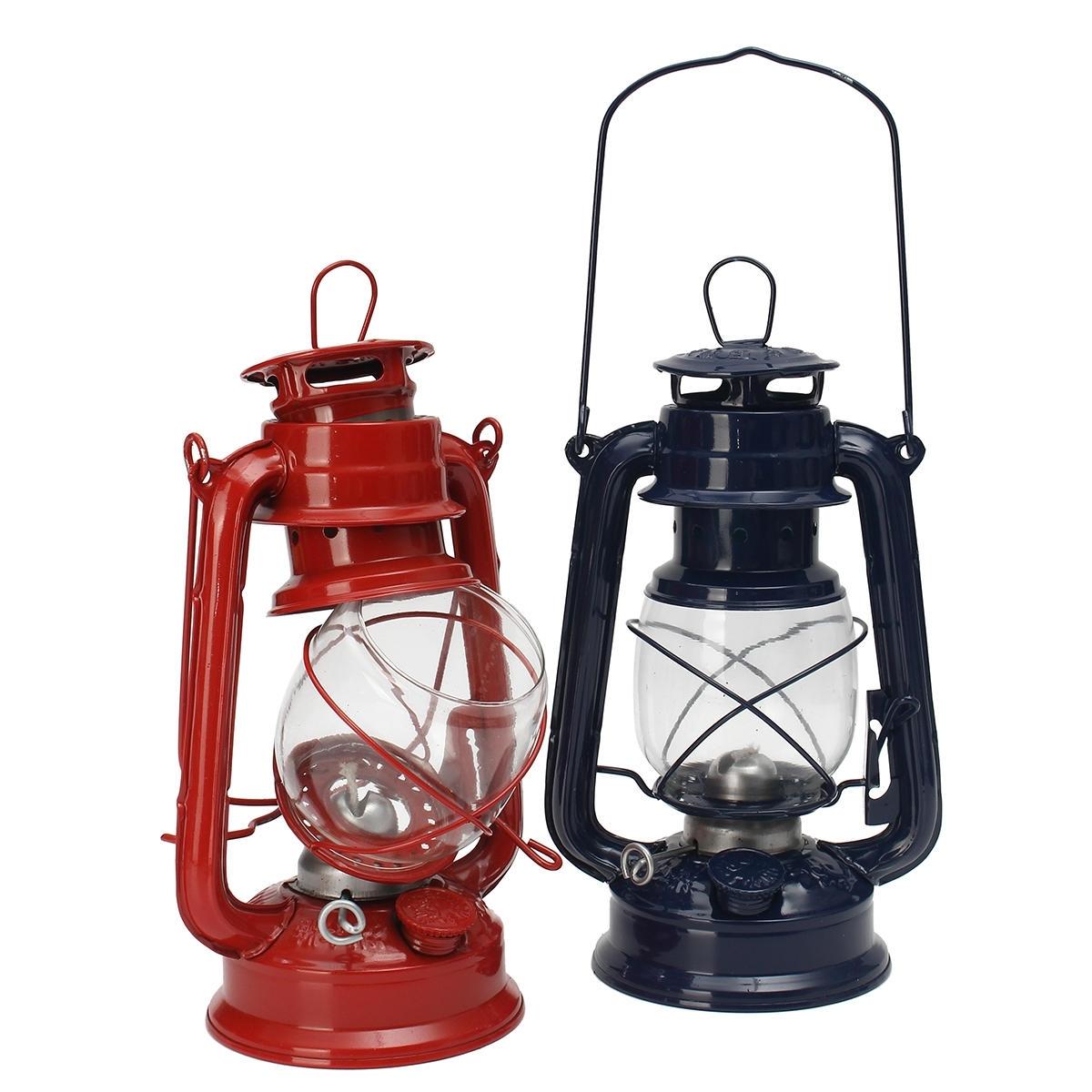 Vintage Oil Lamp Lantern Kerosene Paraffin Hurricane Lamp Light Throughout Most Popular Outdoor Kerosene Lanterns (View 18 of 20)