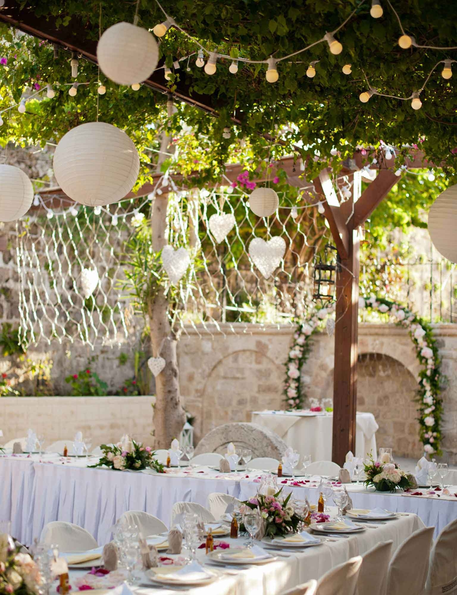 Wedding Light Ideas (View 17 of 20)