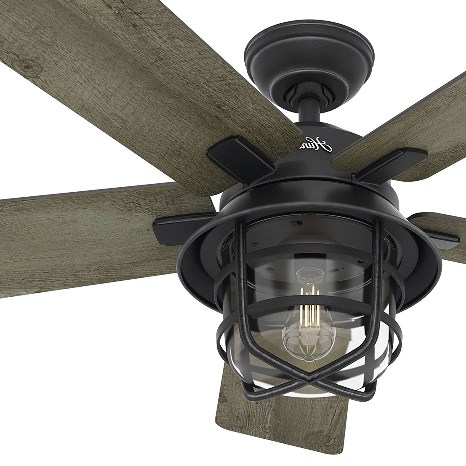 Well Known 36 Inch Outdoor Ceiling Fans With Guide To Choosing An Outdoor Ceiling Fan For Patios And Decks (View 18 of 20)