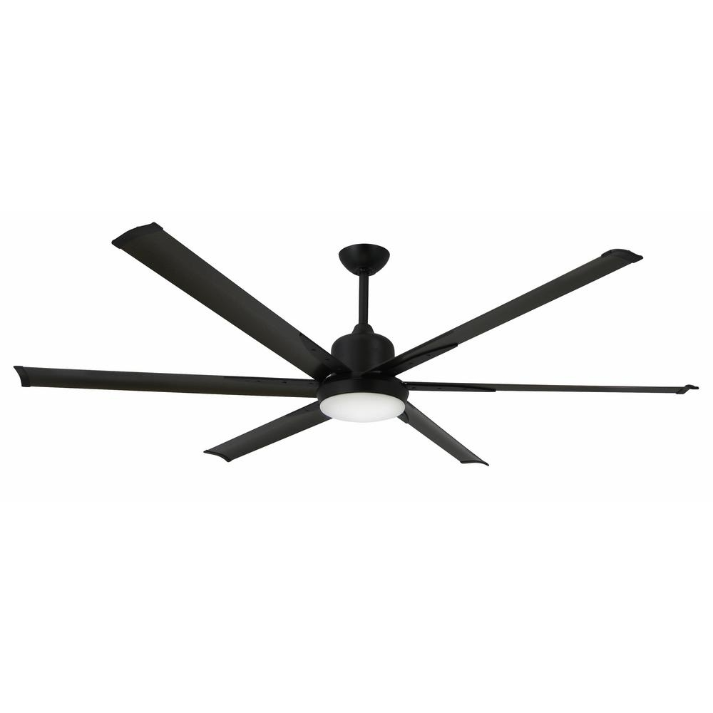 Well Known 72 Inch Outdoor Ceiling Fans With Light Regarding Troposair Titan 72 In (View 19 of 20)