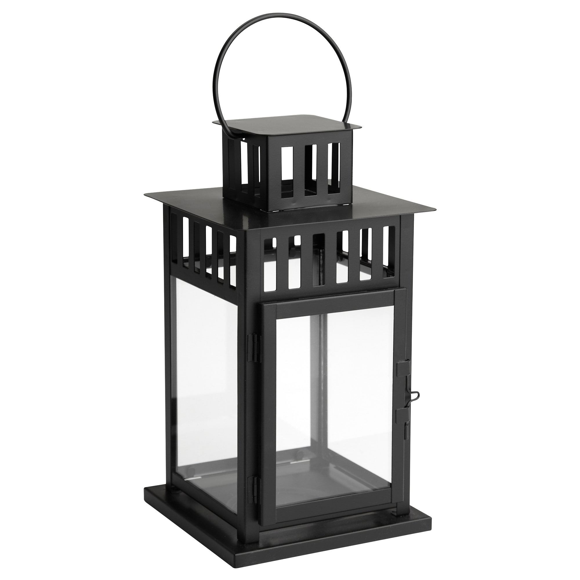 Well Known Borrby Lantern For Block Candle – Ikea With Ikea Outdoor Lanterns (View 20 of 20)